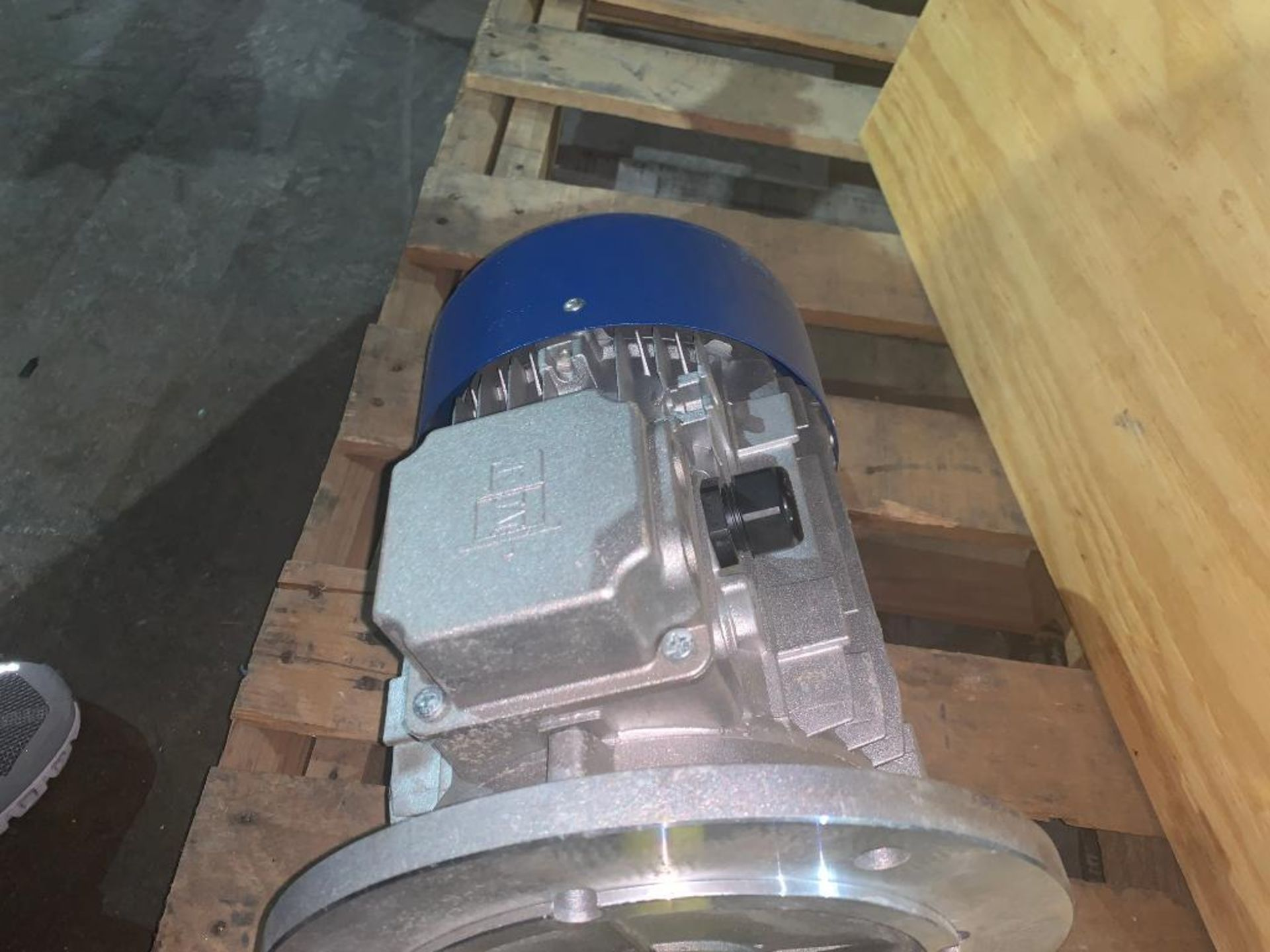 unused dual shaft motor - Image 4 of 4