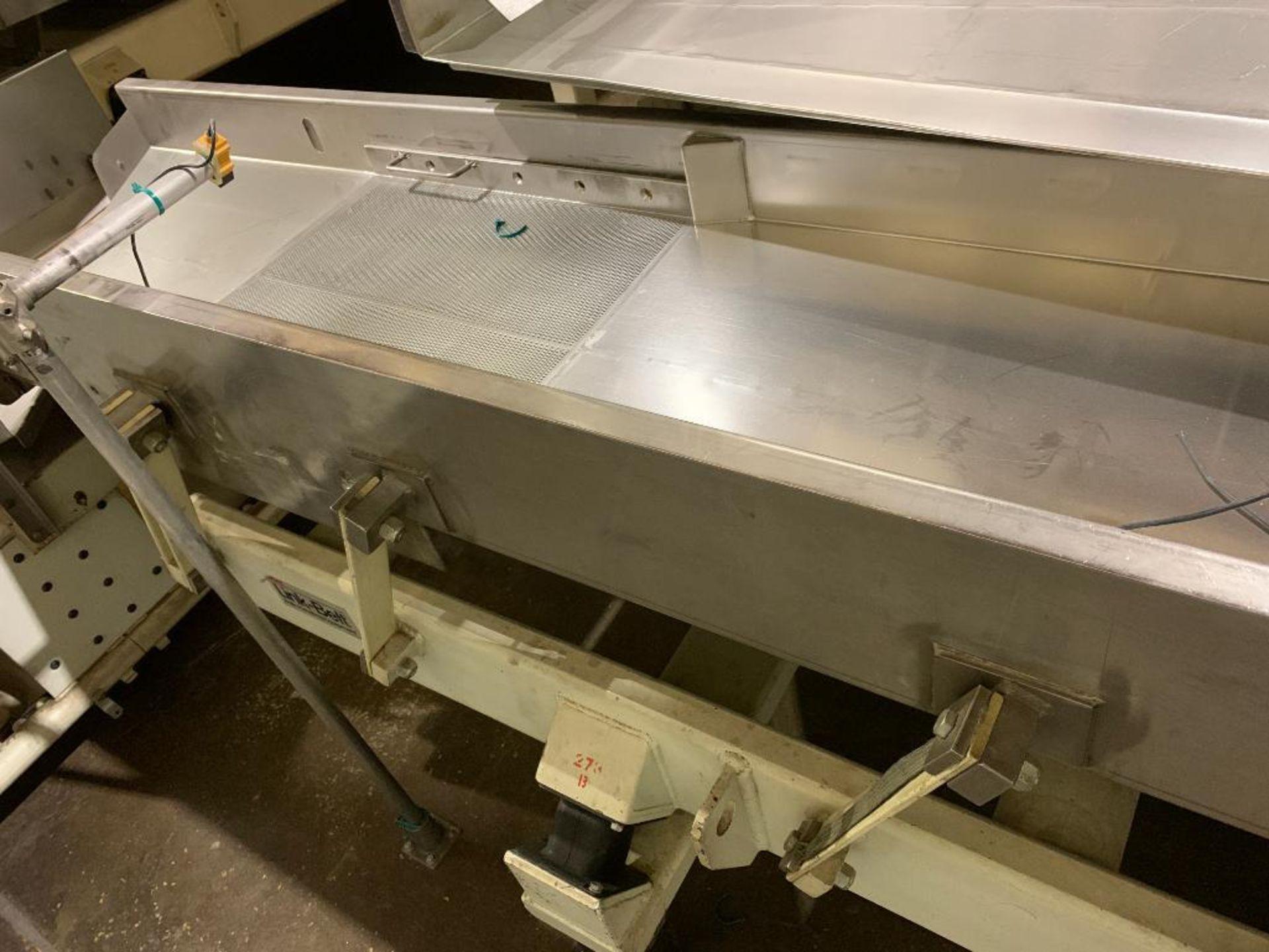 1992 Link-Belt vibratory conveyor, model LBL2405-10X12-10 - Image 4 of 34