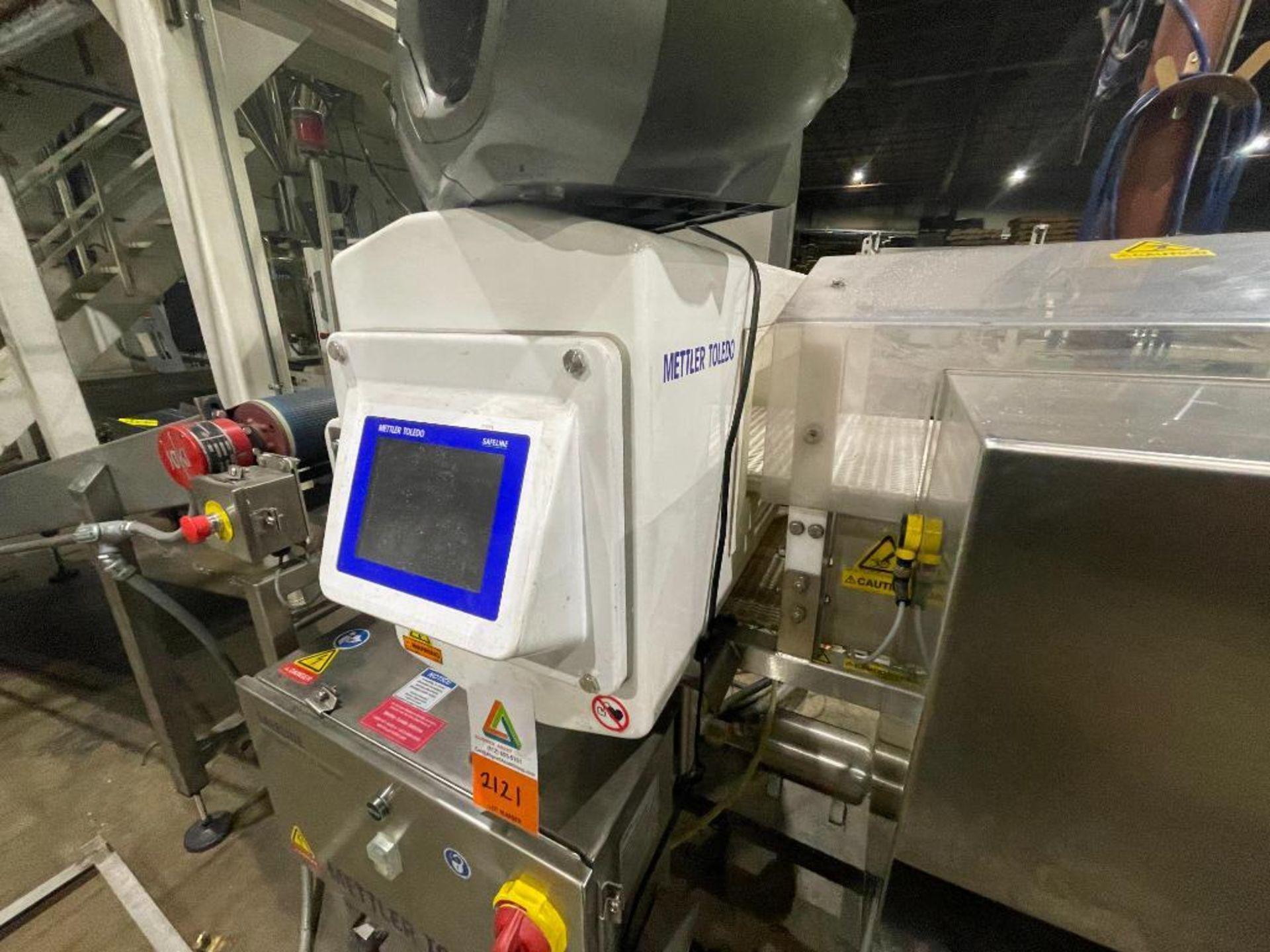 2016 Mettler Toledo metal detector, model SL1500 - Image 6 of 16