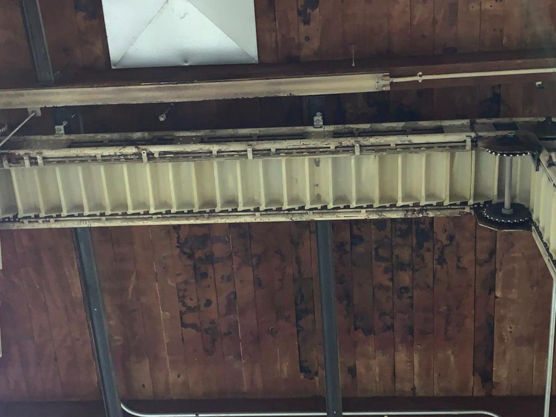 Aseeco overlapping bucket elevator - Image 8 of 11