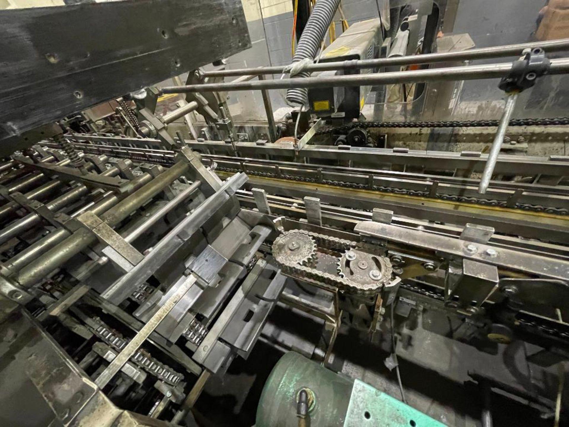 Hayes Machine Co. long goods cartoner, model 51BB - Image 57 of 64