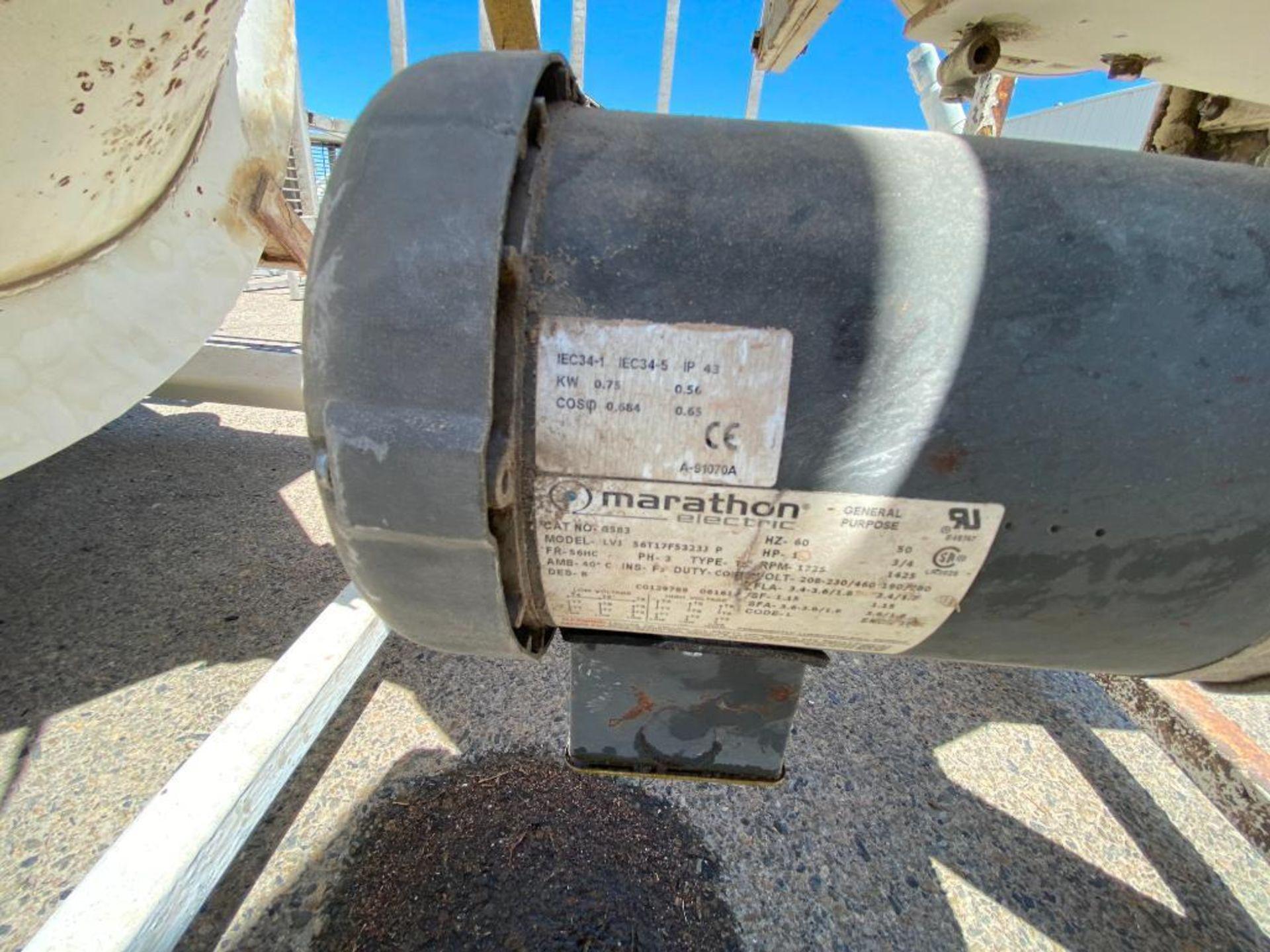 mild steel baghouse - Image 3 of 9