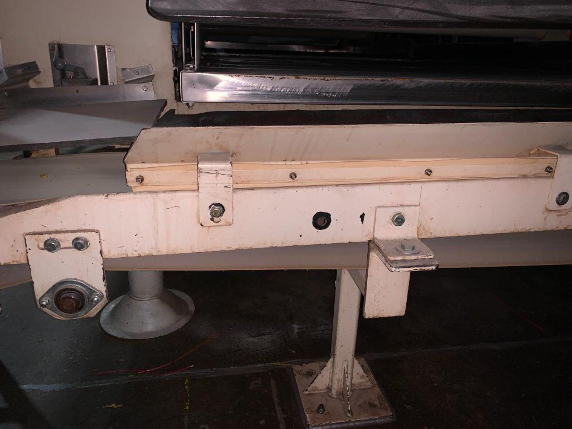 mild steel belt conveyor - Image 6 of 9