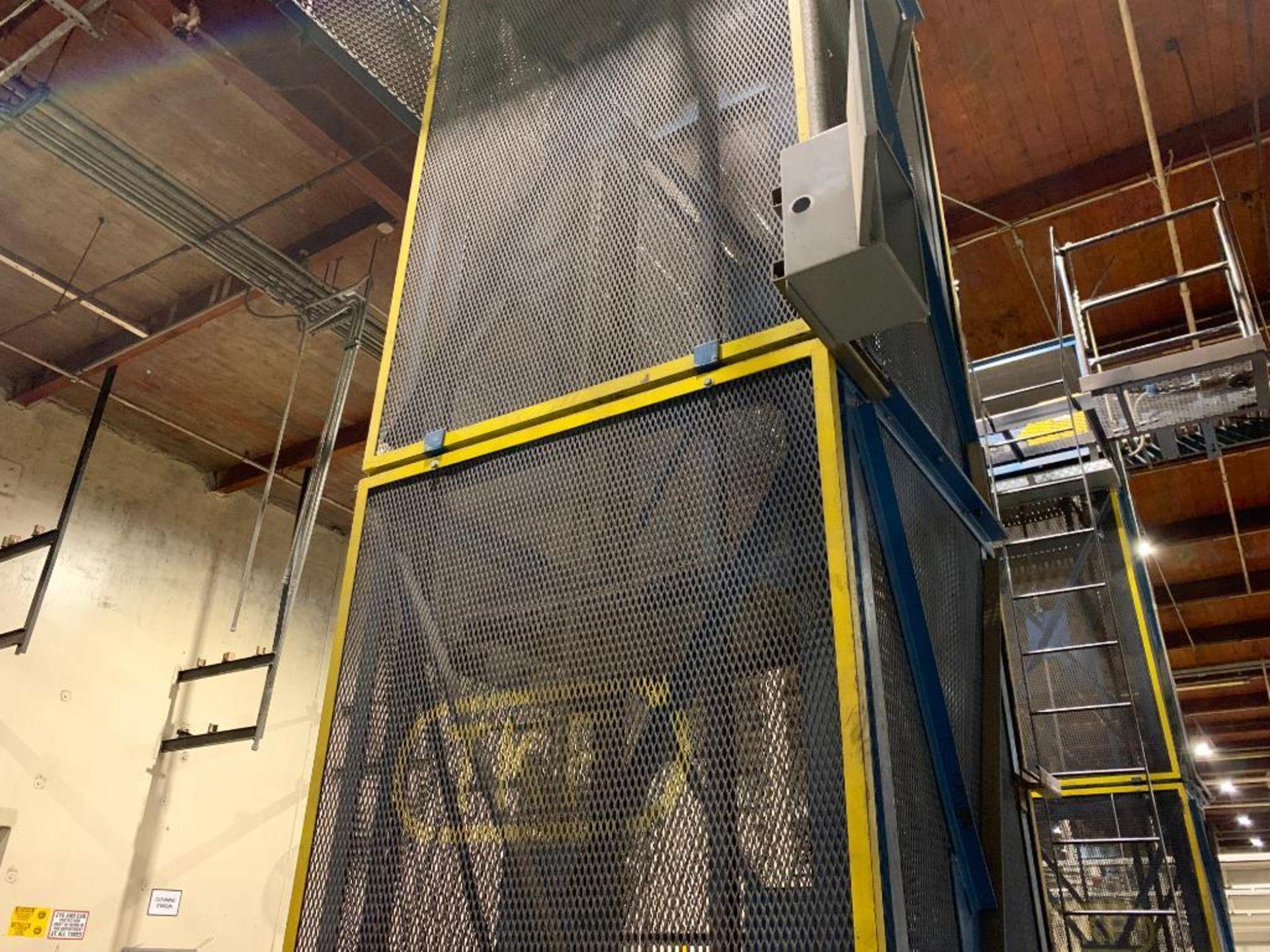 TKF vertical case elevator - Image 13 of 13