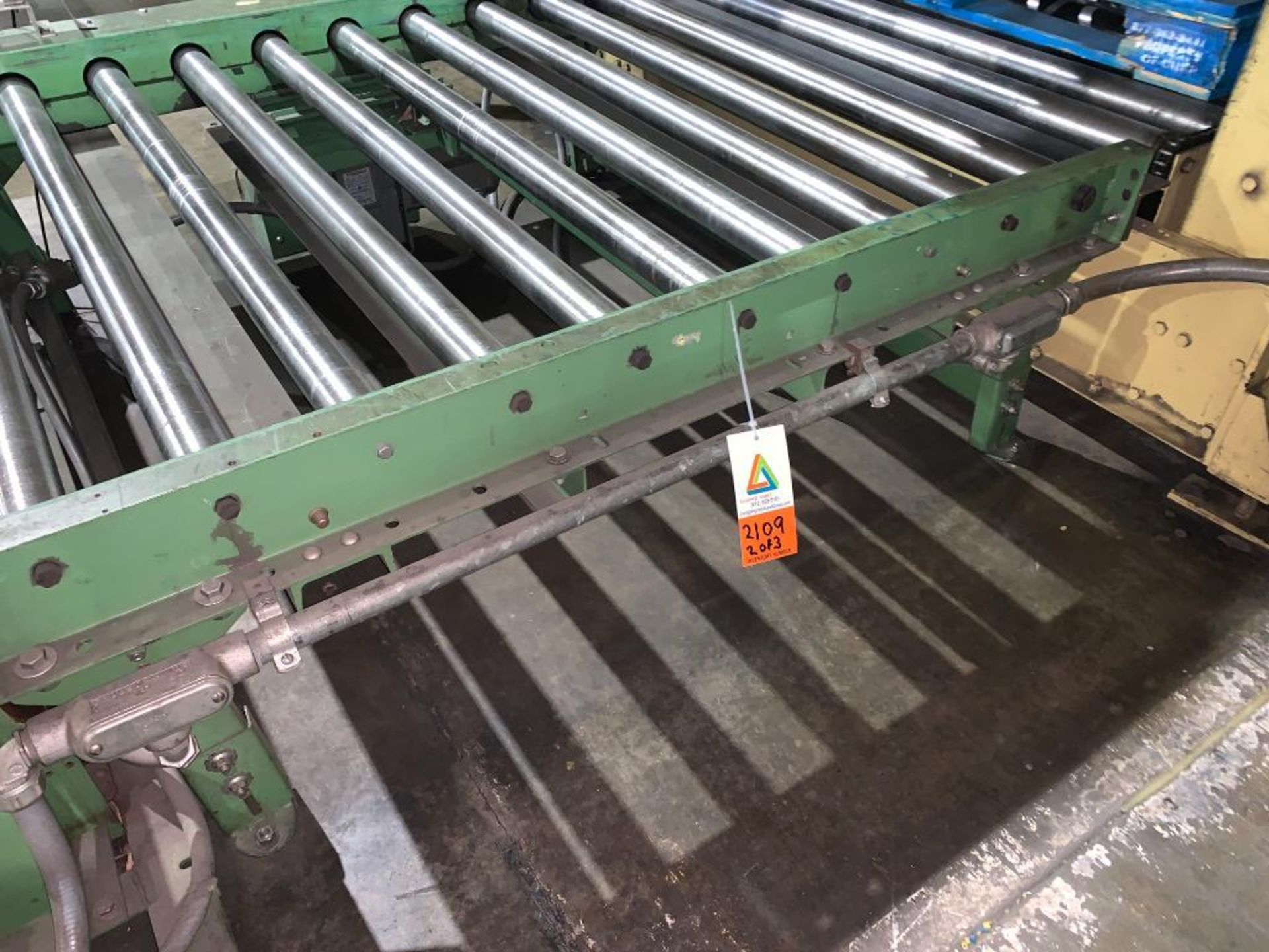 1992 Currie top to bottom palletizer, machine number LSP-5-1176 - Image 22 of 56