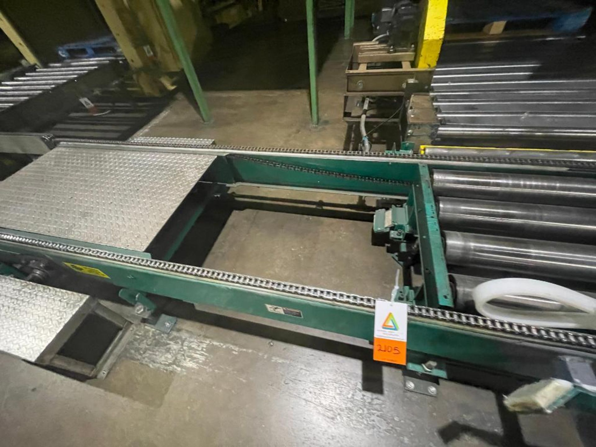 Automated Conveyor Systems full pallet conveyor - Image 6 of 12