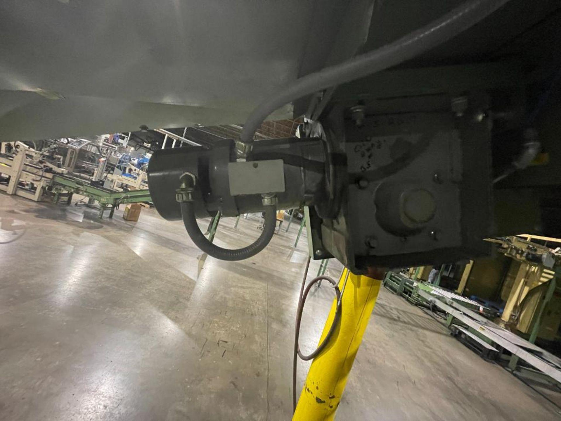 Buschman mild steel incline conveyor - Image 10 of 15