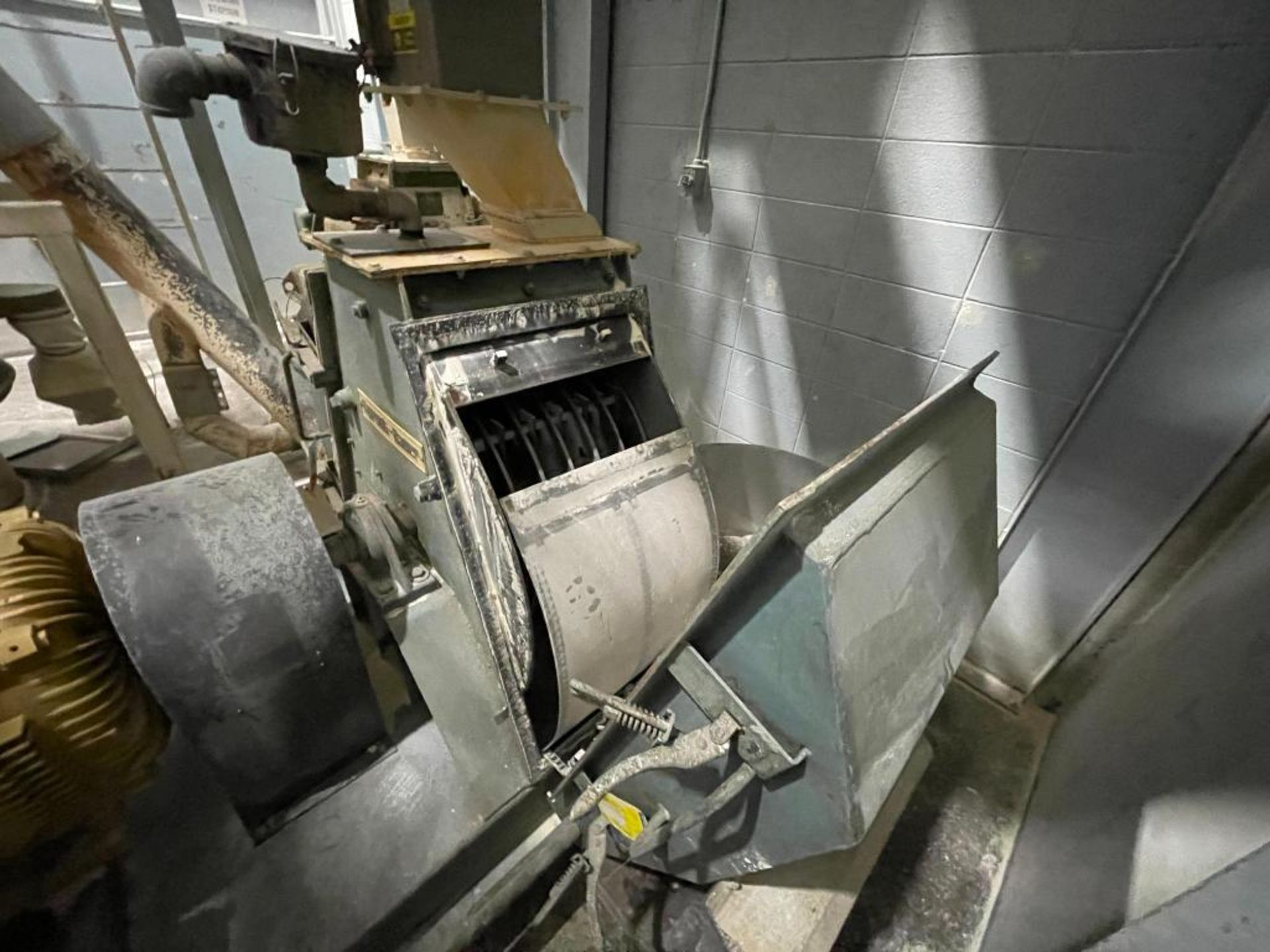 Sprout-Bauer hammermill, 100 hp - Image 14 of 25