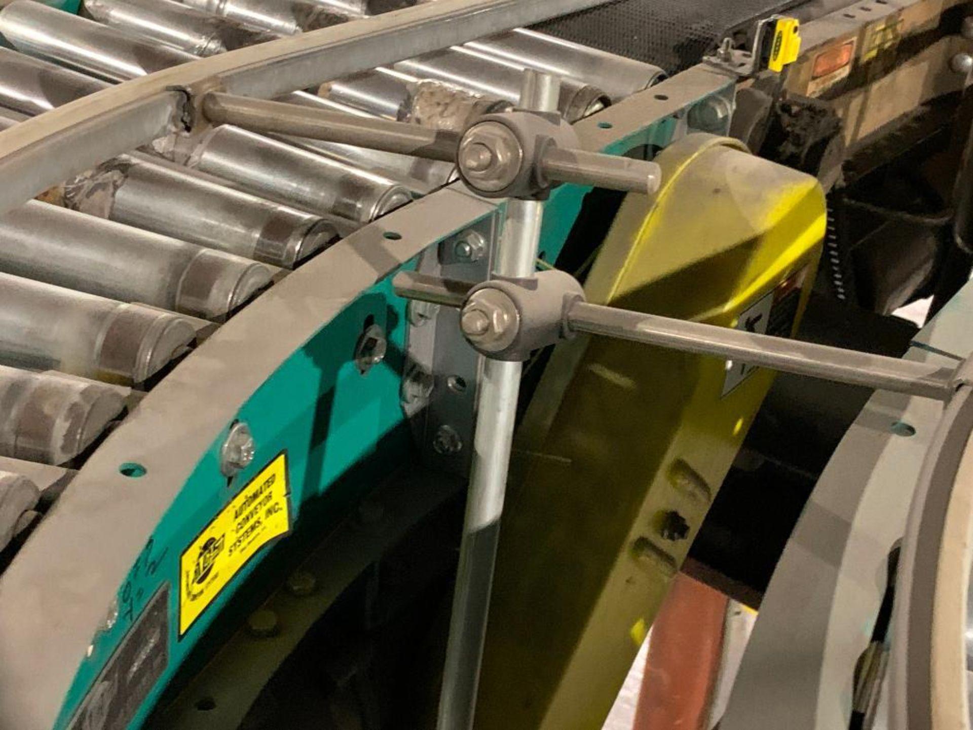 ACS power roller conveyor - Image 9 of 15