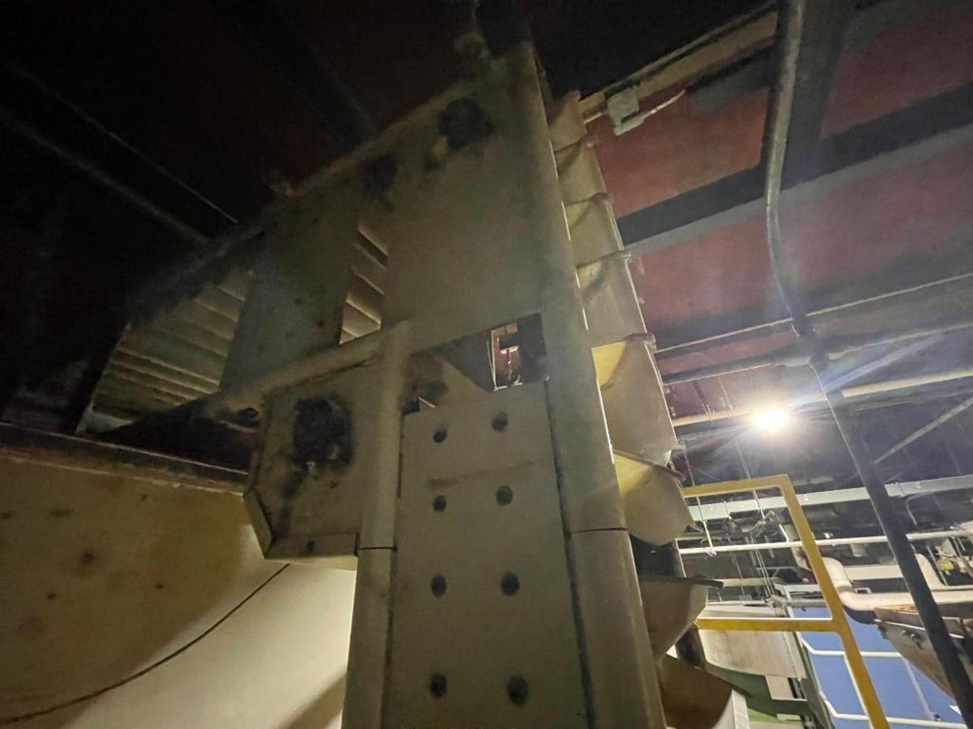 Aseeco horizontal overlapping bucket elevator - Image 10 of 13