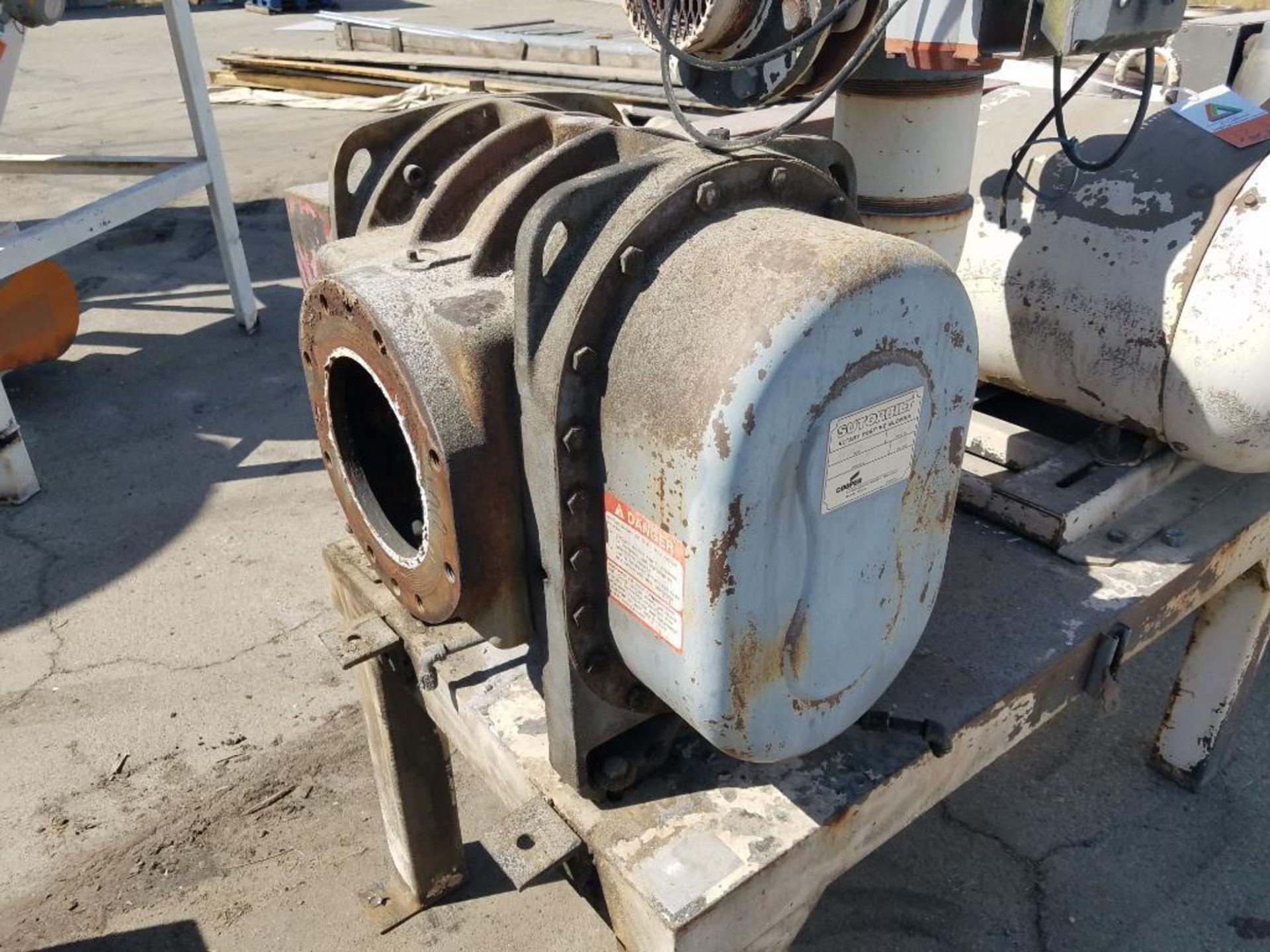 Sutorbilt rotary positive blower - Image 3 of 7