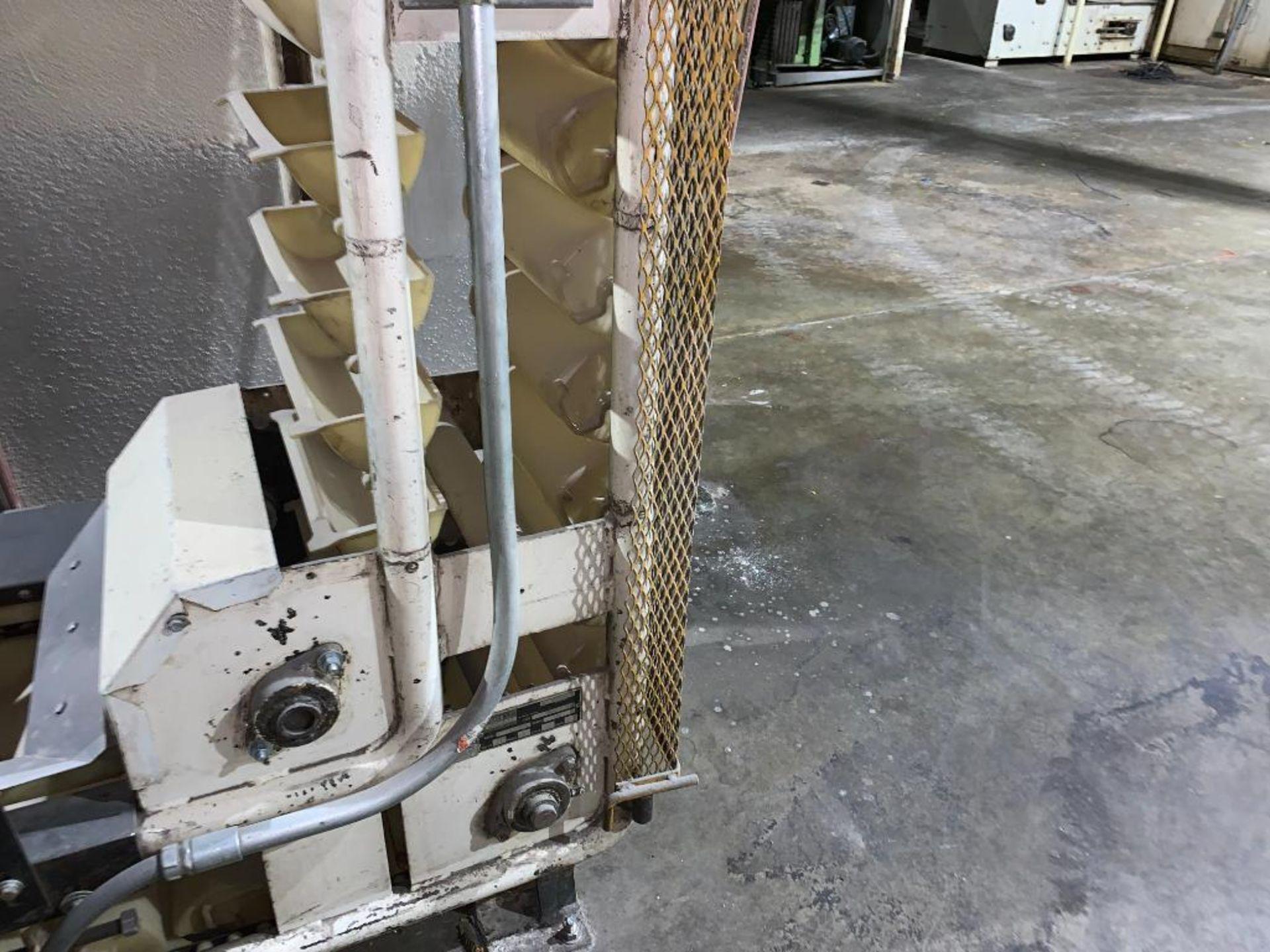 Aseeco overlapping bucket elevator - Image 2 of 11