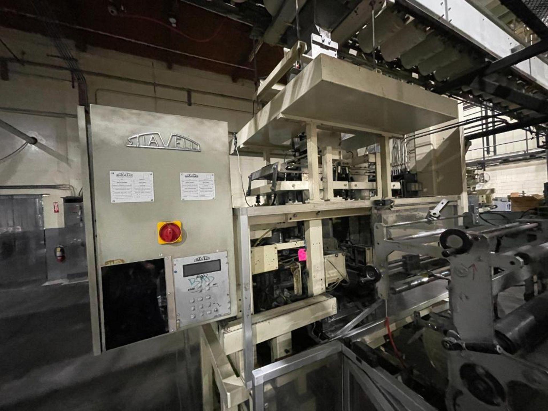 Stiavelli long goods horizontal flow wrapper - Image 20 of 53