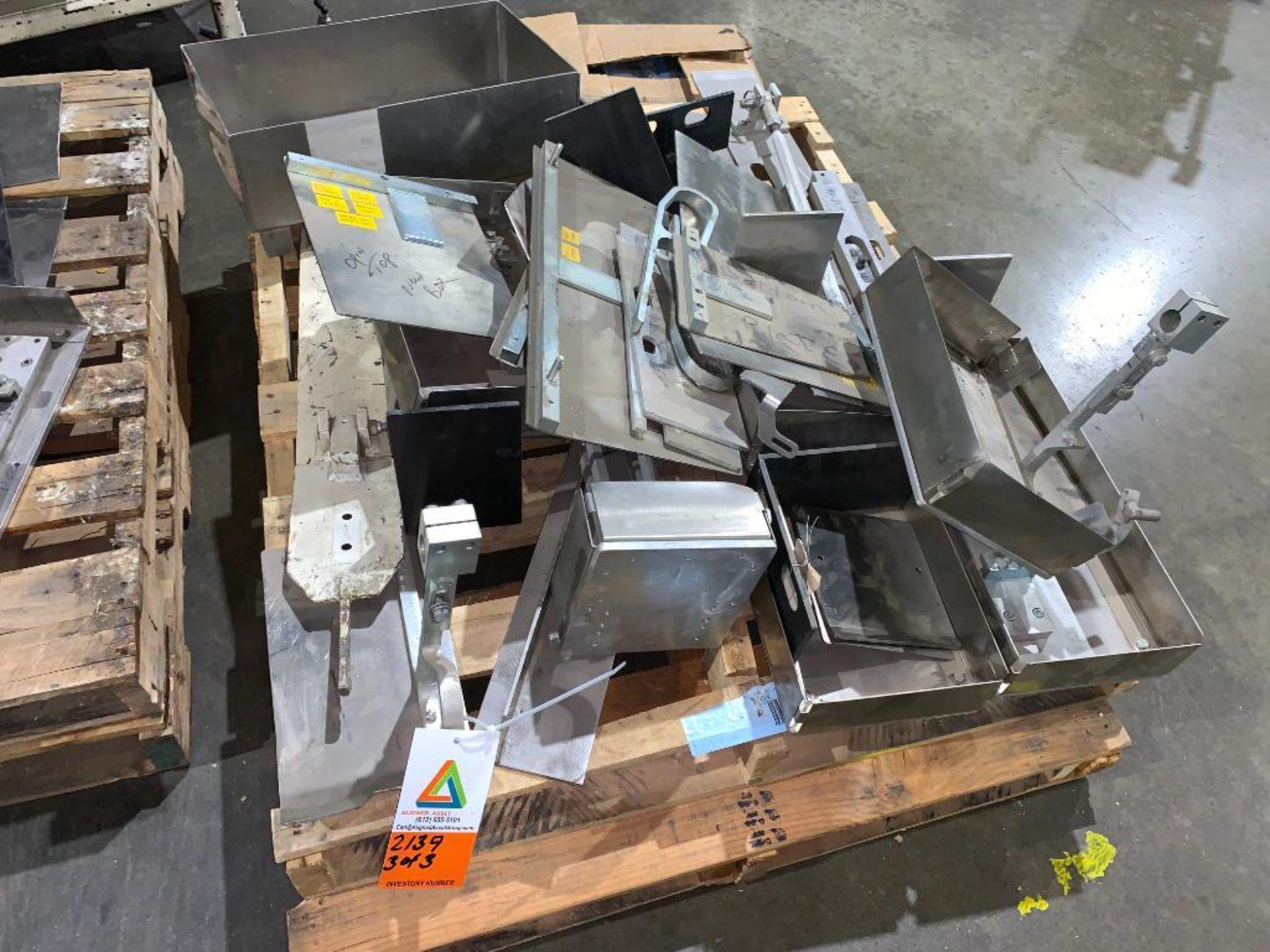 Salwasser case erector and case packer, model L41 - Image 18 of 45