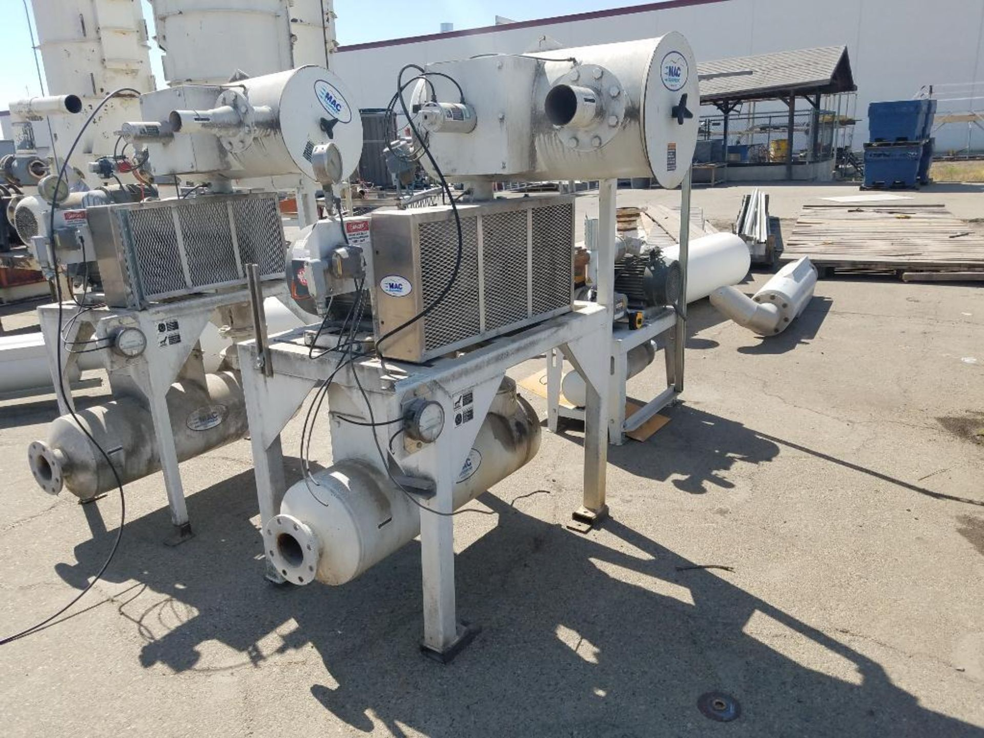 Gardner Denver Sutorbilt rotary positive blower - Image 2 of 7