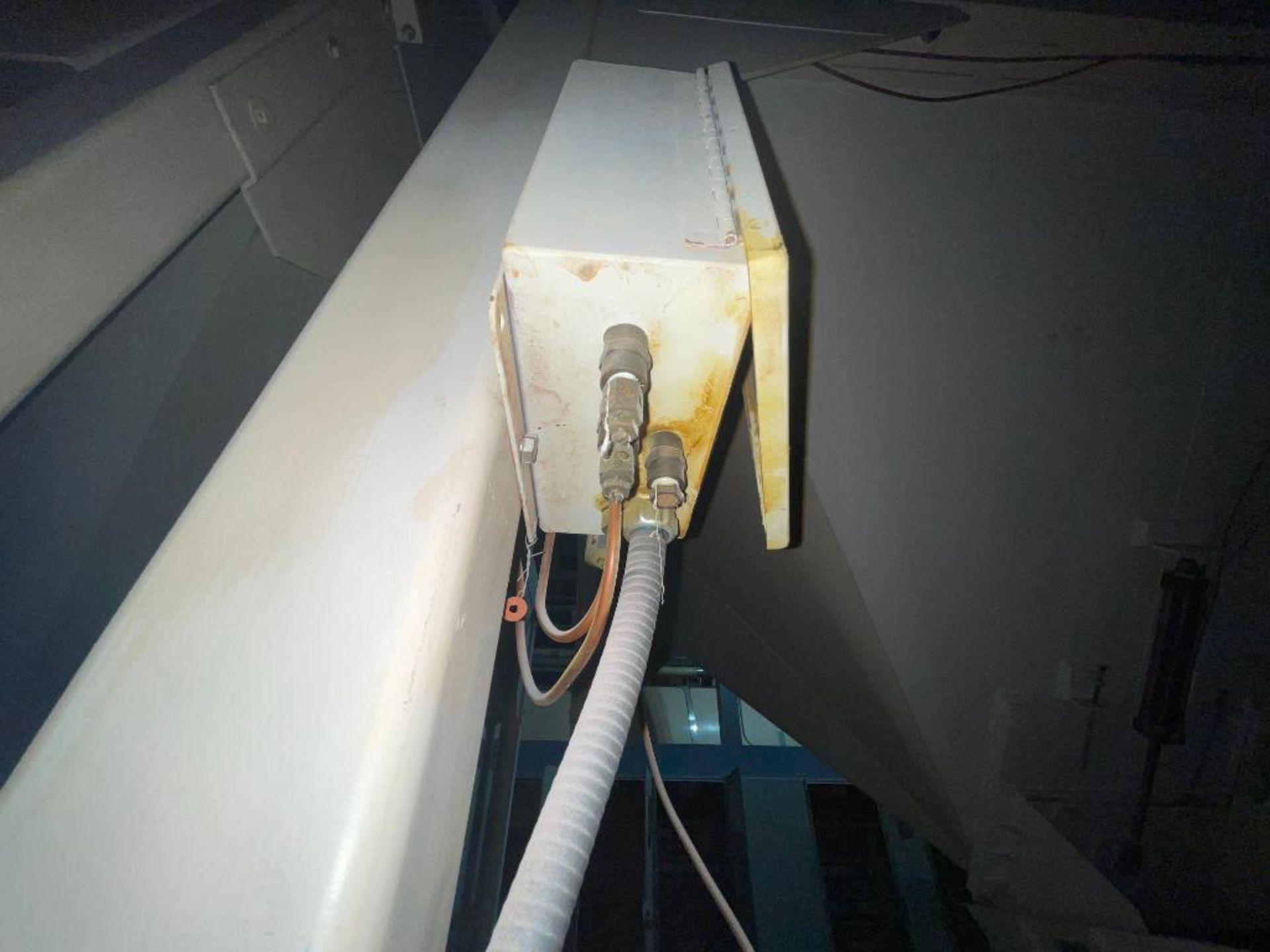 Aseeco mild steel cone bottom bulk storage bin - Image 22 of 28