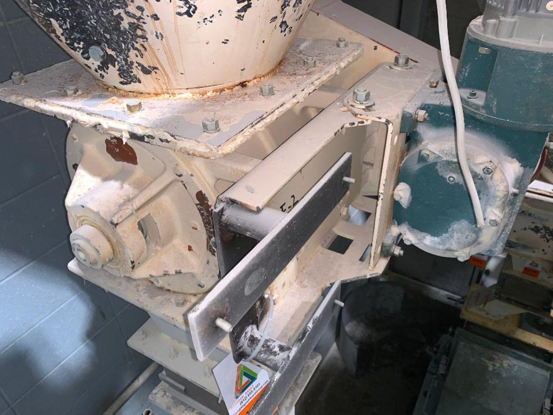 MAC 12 in. mild steel rotary lock - Image 5 of 7