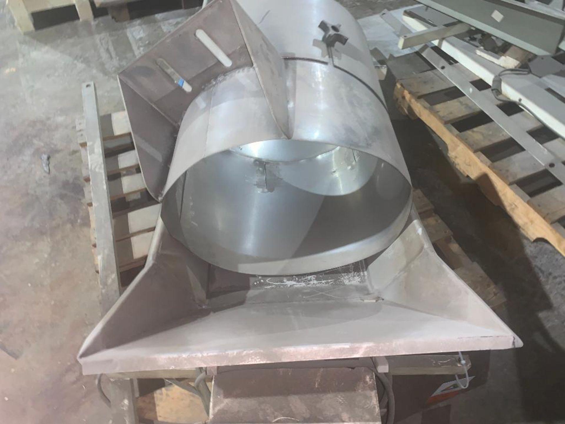 vibratory conveyor - Image 3 of 6