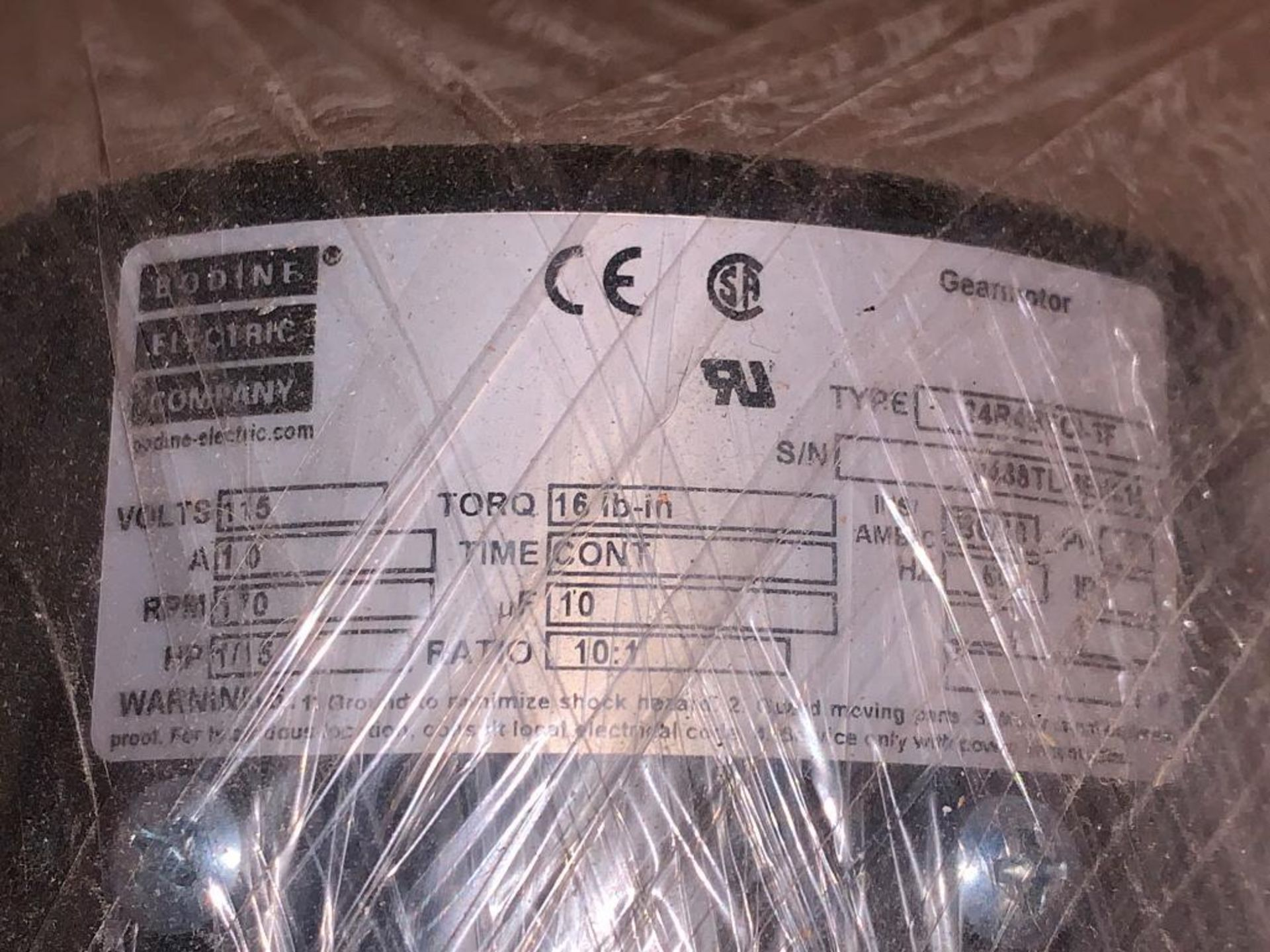 pallet of used motors and drives - Image 13 of 13