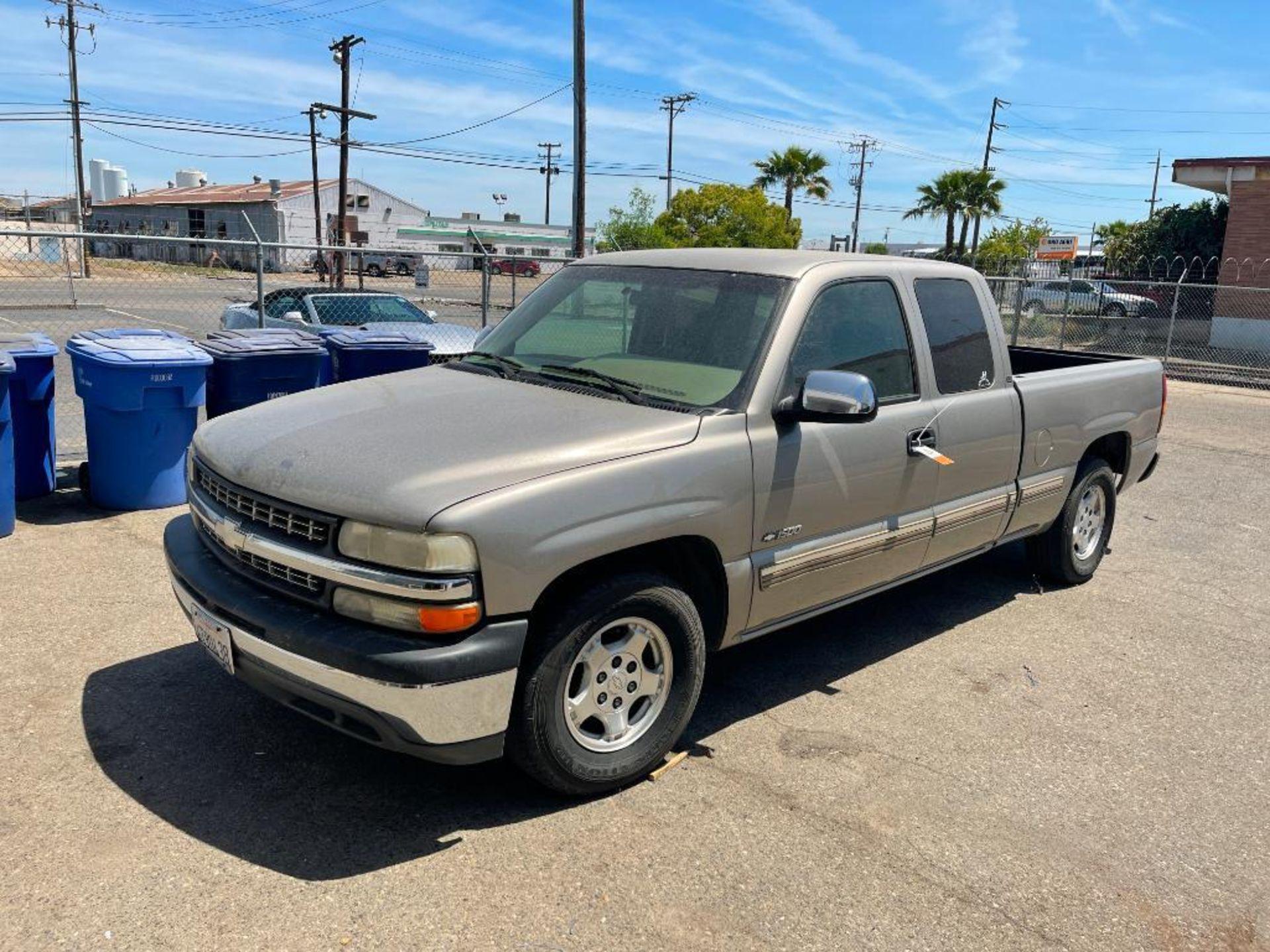 2000 Chevrolet Silverado 1500 LS - Image 17 of 27