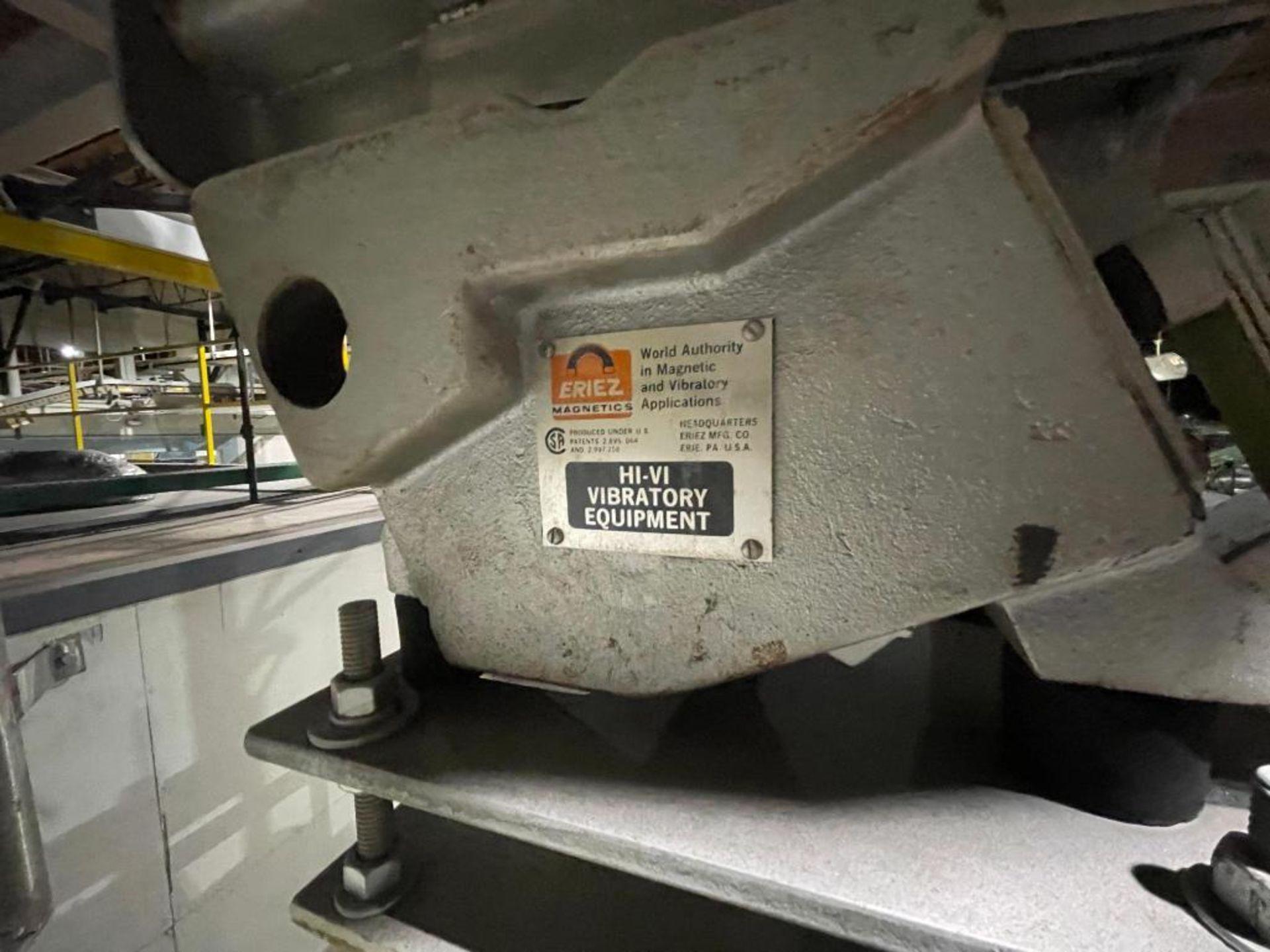 Eriez vibratory conveyor - Image 3 of 12