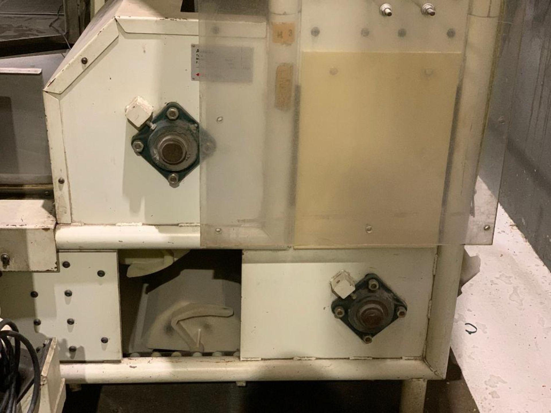 1990 Aseeco horizontal bucket elevator, model ALH-0-24 - Image 3 of 16