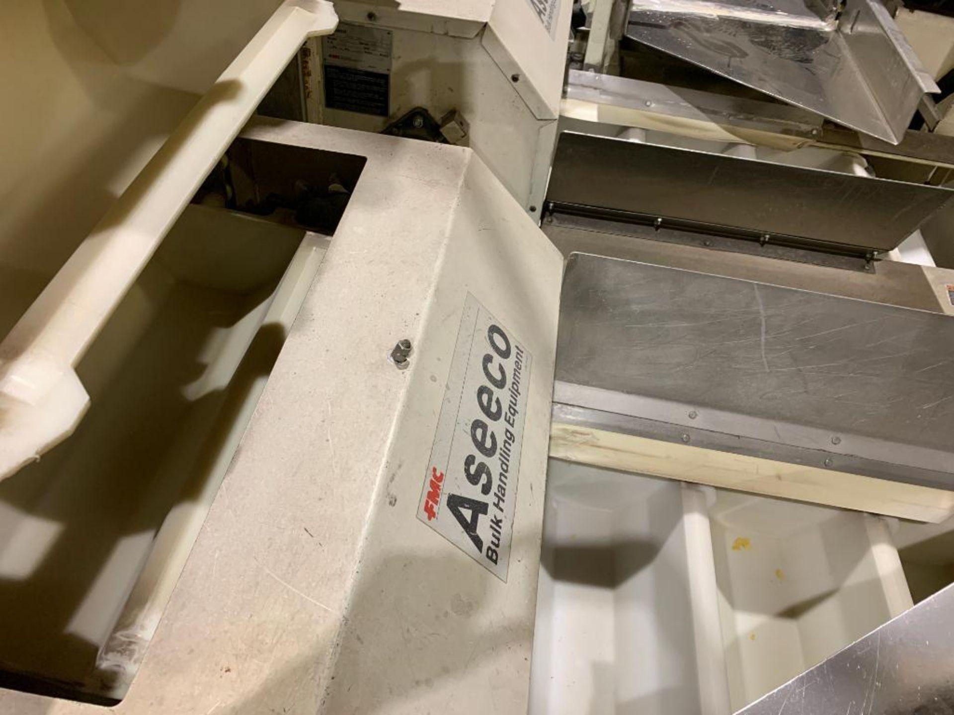 1990 Aseeco horizontal bucket elevator, model ALH-0-24 - Image 2 of 12