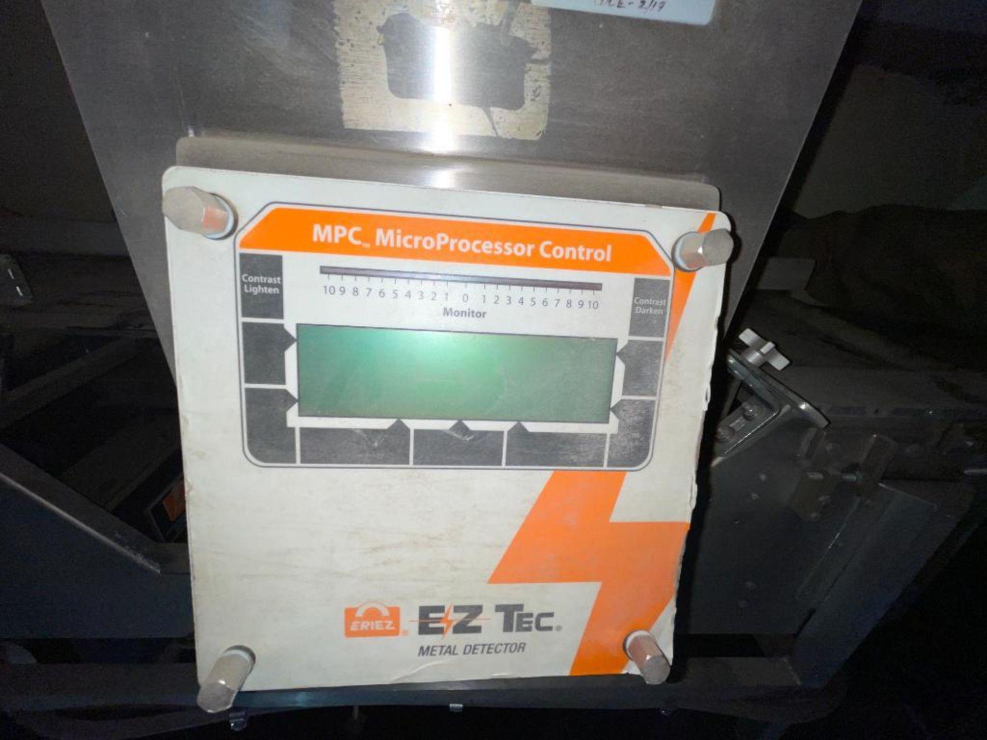 Eriez EZTC metal detector for parts - Image 3 of 10