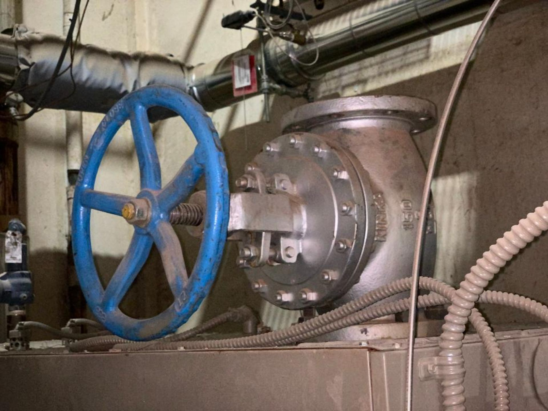 2010 Fulton fuel fired hot water boiler - Image 10 of 15