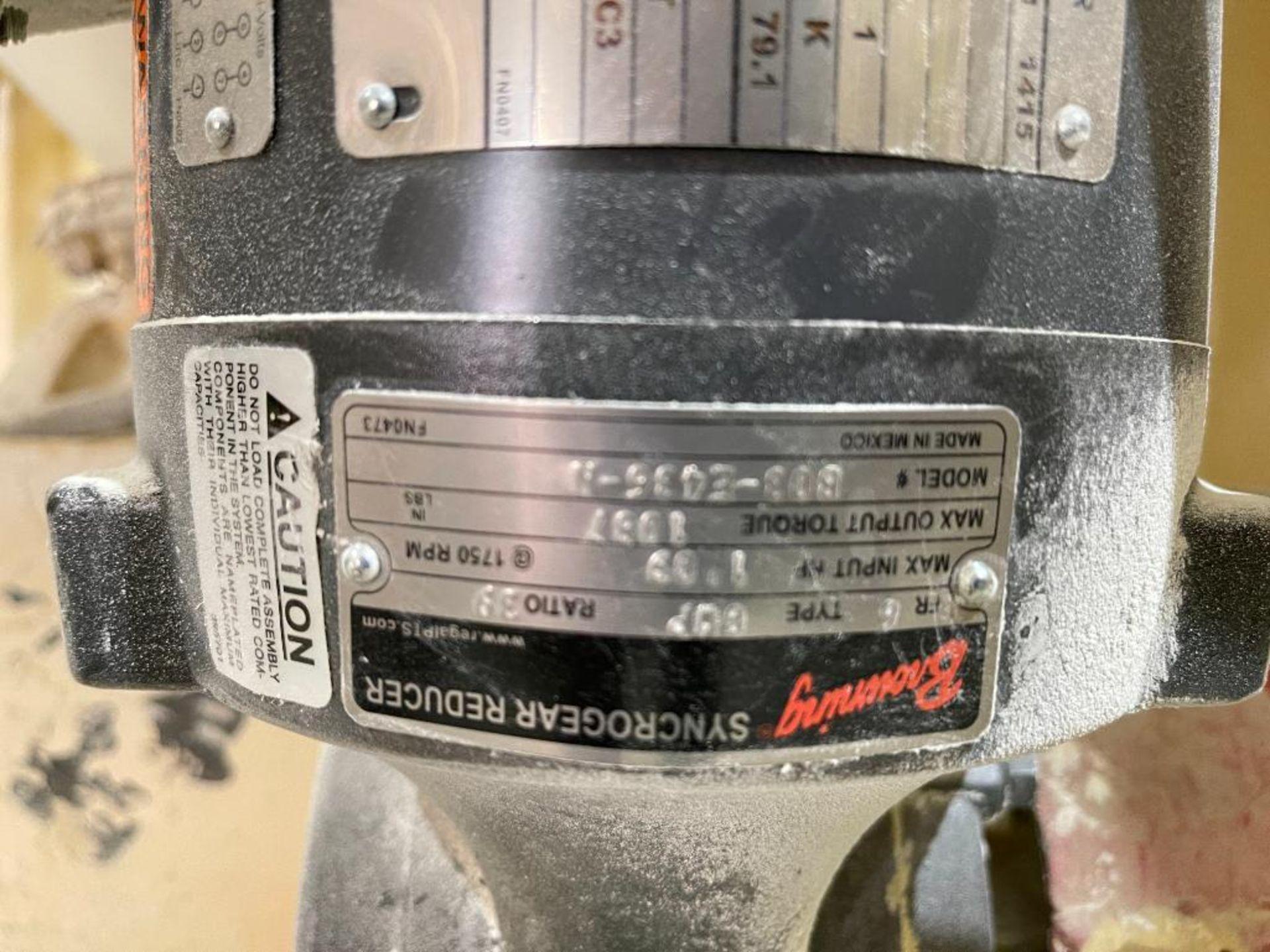 MAC 12 in. rotary lock - Image 5 of 10