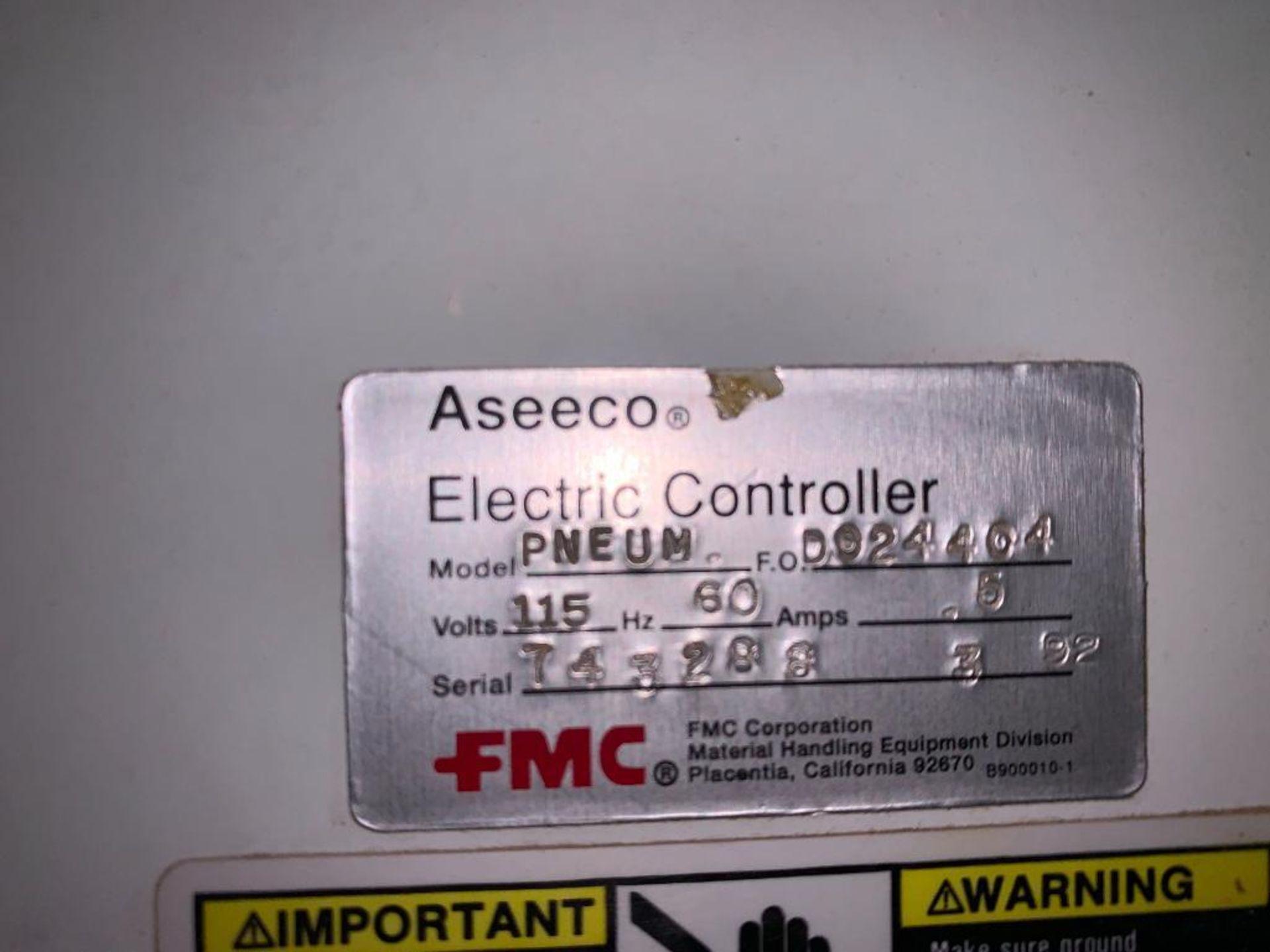 Aseeco mild steel cone bottom bulk storage bin - Image 26 of 27