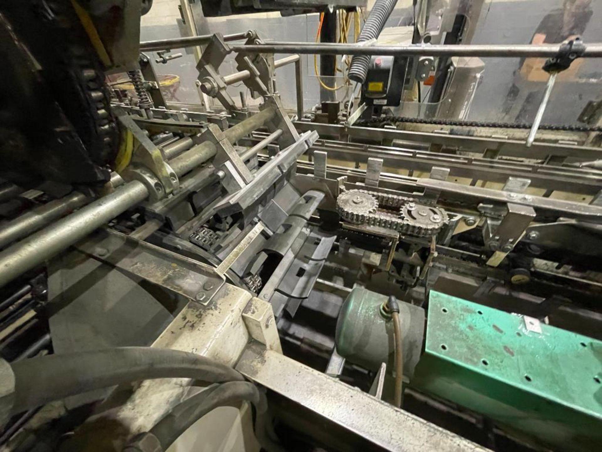 Hayes Machine Co. long goods cartoner, model 51BB - Image 51 of 64