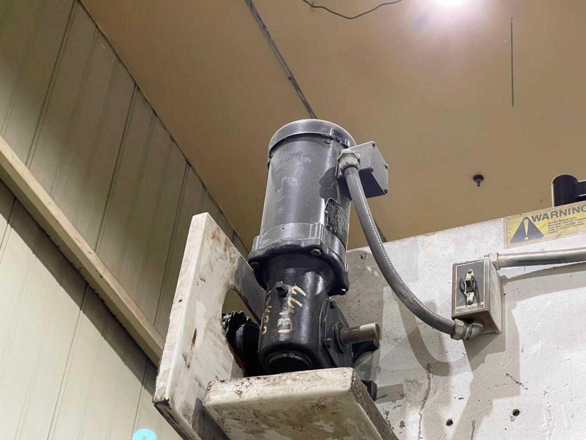 Meyer horizontal bucket elevator, model PQ-172-12-BCS - Image 11 of 19