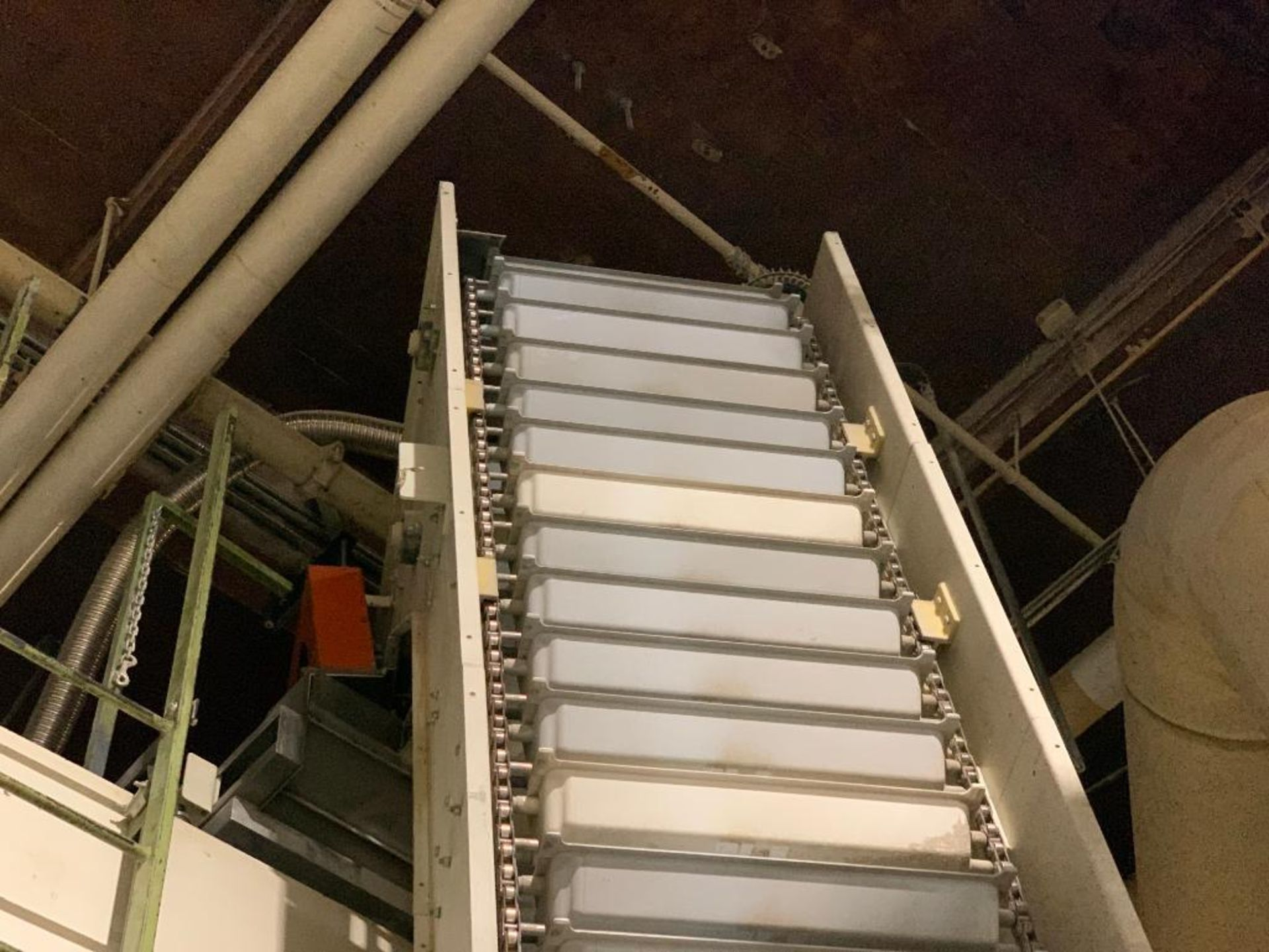 Meyer overlapping bucket elevator, model PA462-24-S - Image 5 of 14