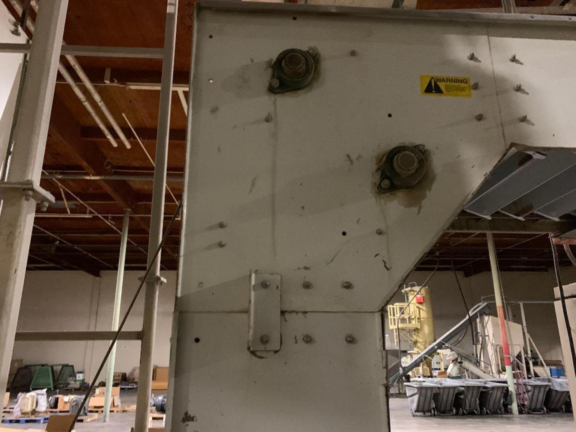 Meyer overlapping bucket elevator, model PA462-24-S - Image 5 of 17