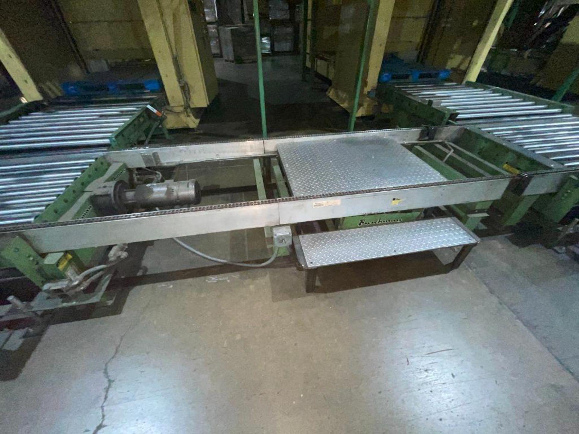 Buschman full pallet conveyor - Image 12 of 12
