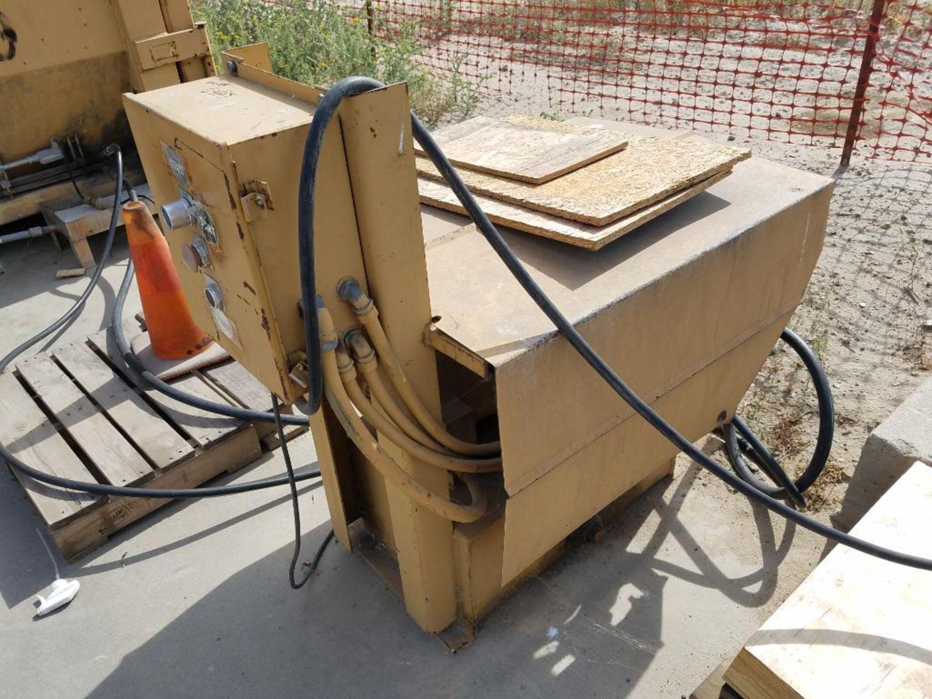 Ram Jet compactor - Image 8 of 10