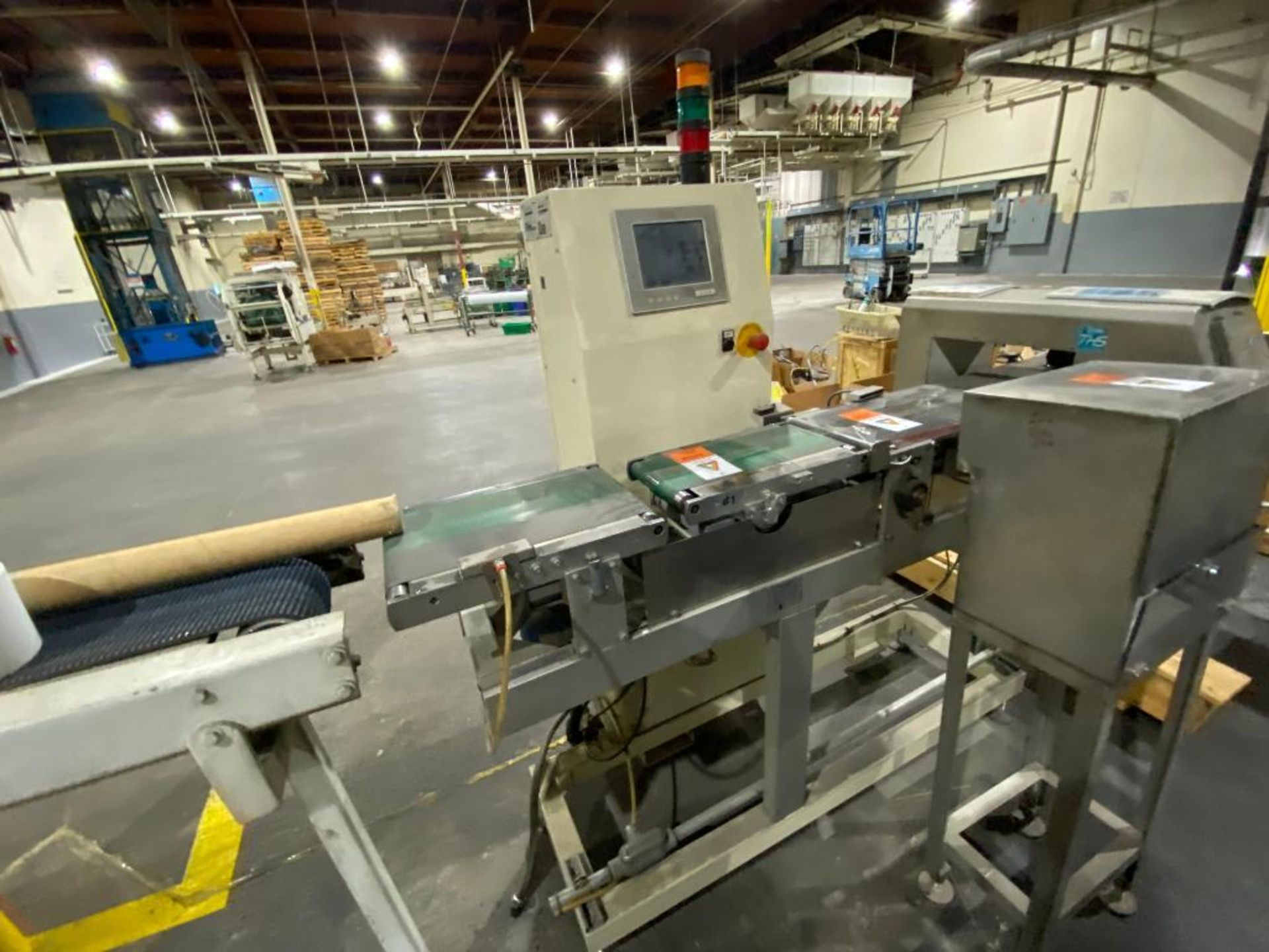 Ricciarelli high speed check weigher - Image 4 of 12