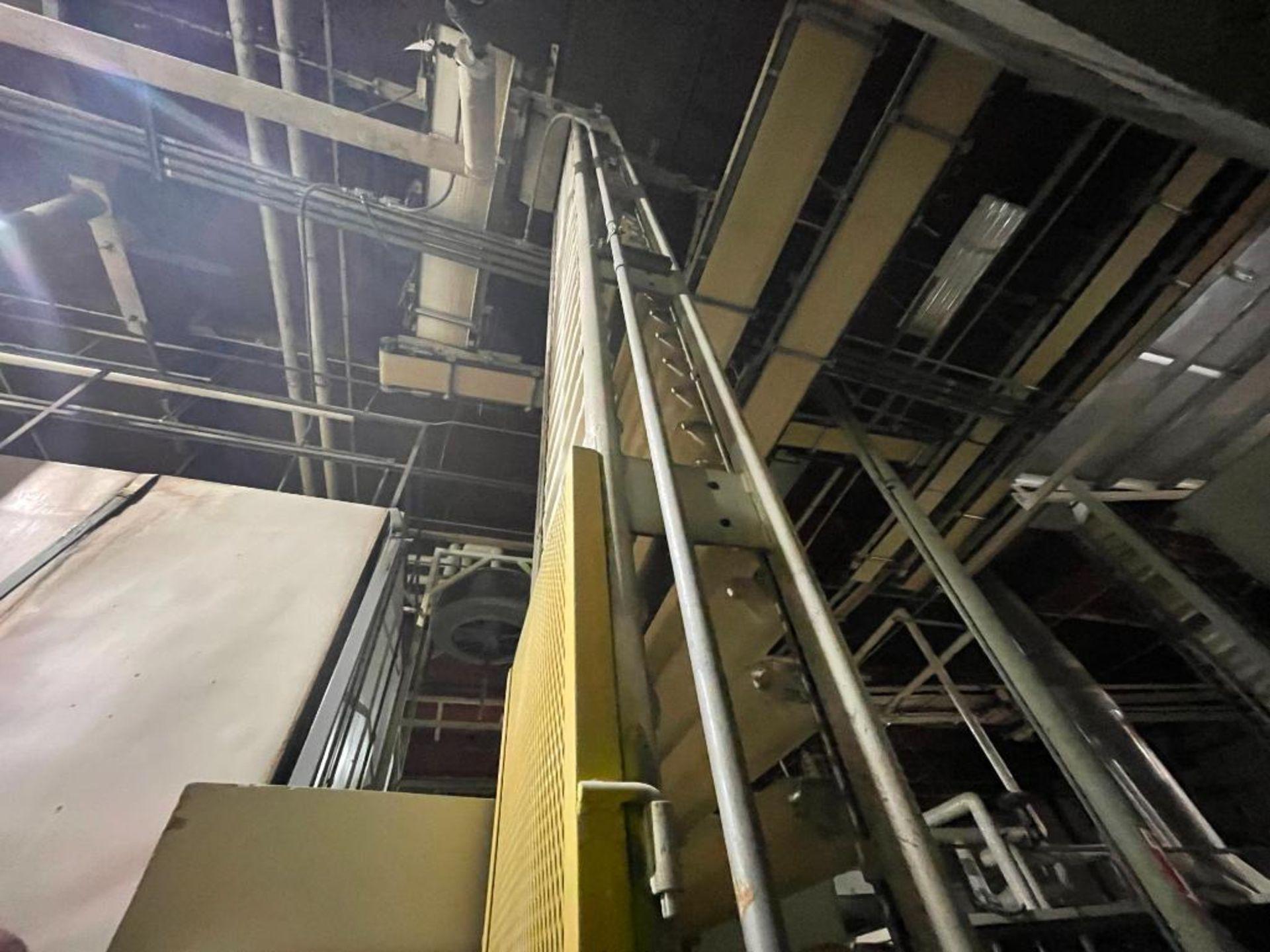 Aseeco overlapping bucket elevator - Image 8 of 14