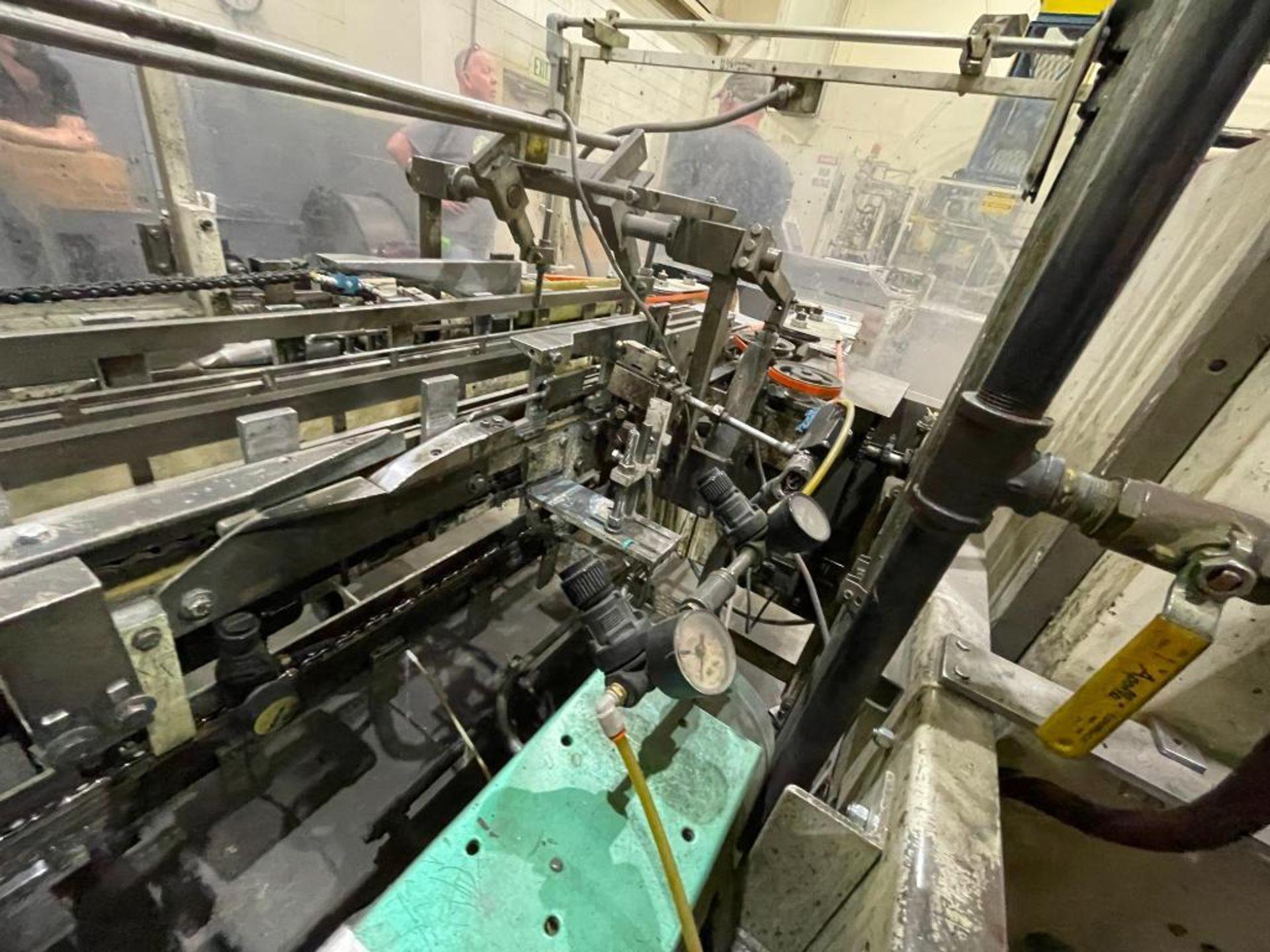 Hayes Machine Co. long goods cartoner, model 51BB - Image 53 of 64