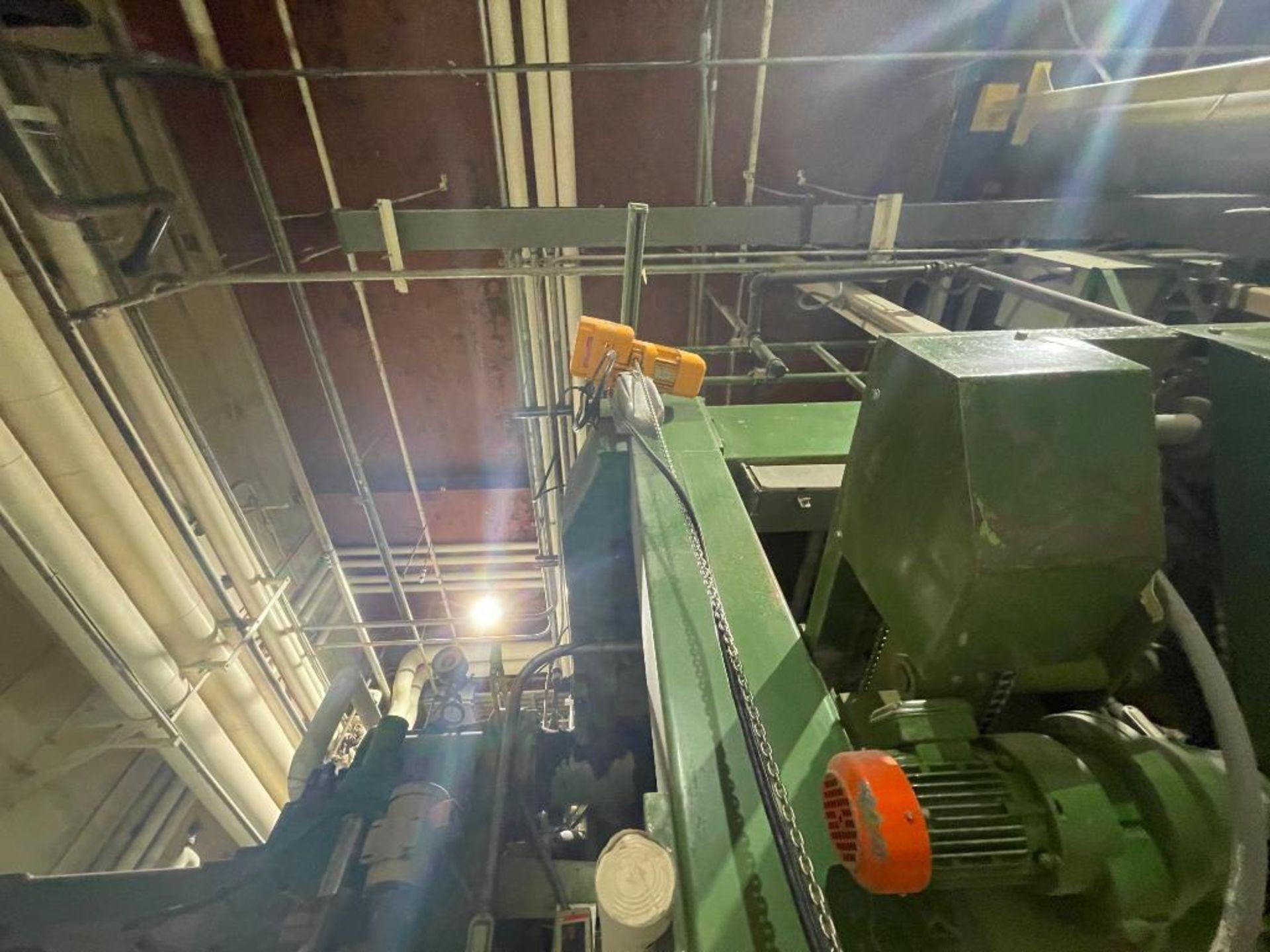 Harrington .25 ton chain hoist - Image 3 of 10