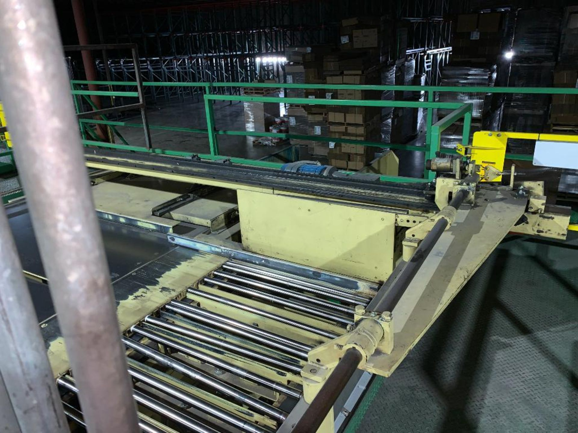 1992 Currie top to bottom palletizer, machine number LSP-5-1177 - Image 51 of 53