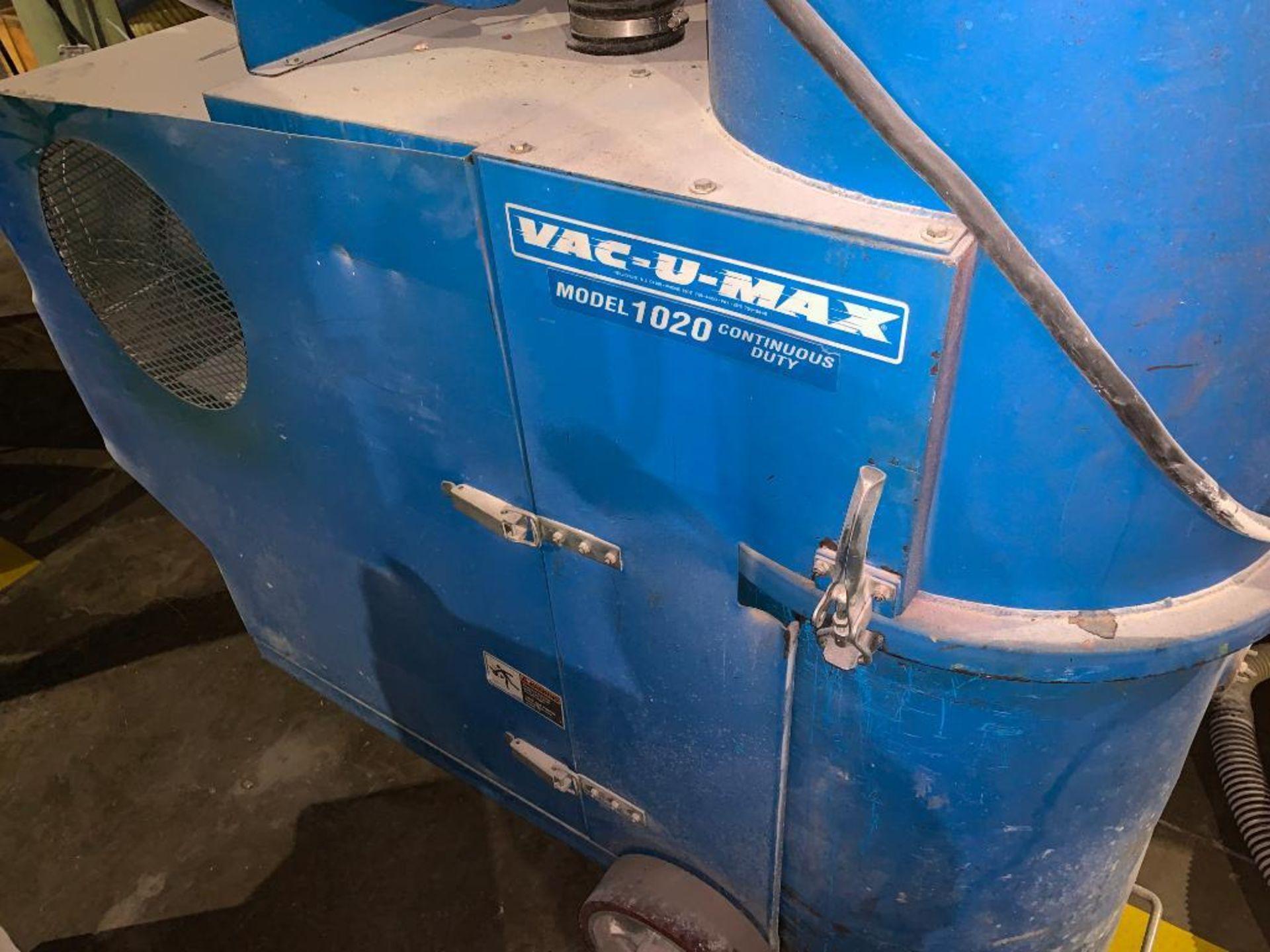 Vac-U-Max industrial vacuum - Image 5 of 6