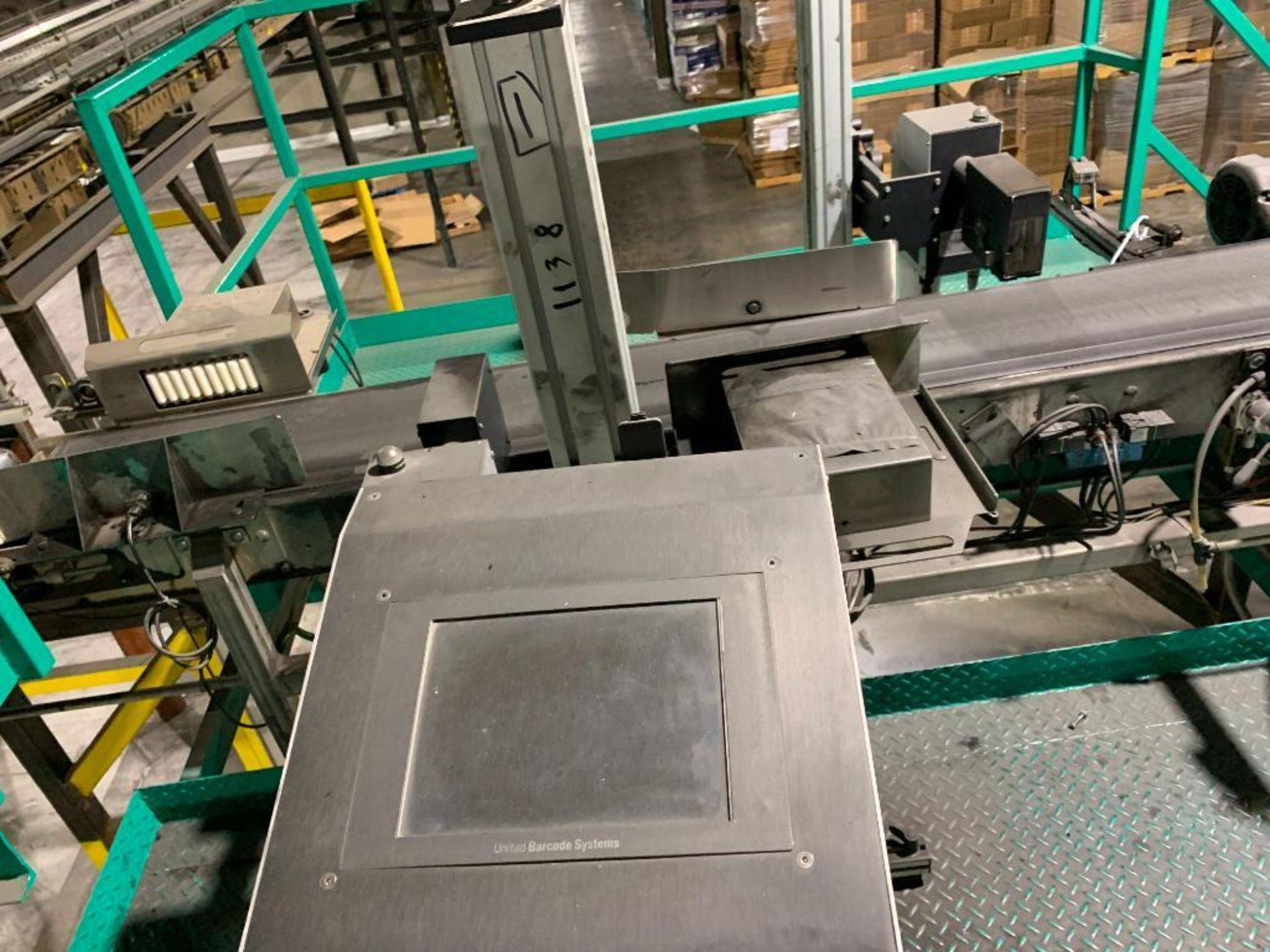 BMI stainless steel conveyor - Image 14 of 14