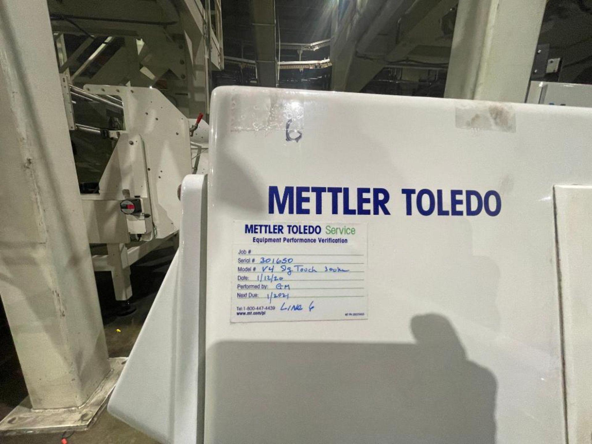 Mettler Toledo metal detector, model V4-1 - Image 8 of 14