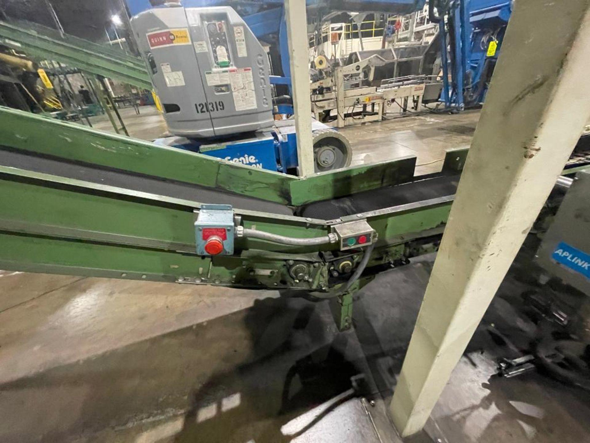 Buschman mild steel incline conveyor - Image 16 of 17