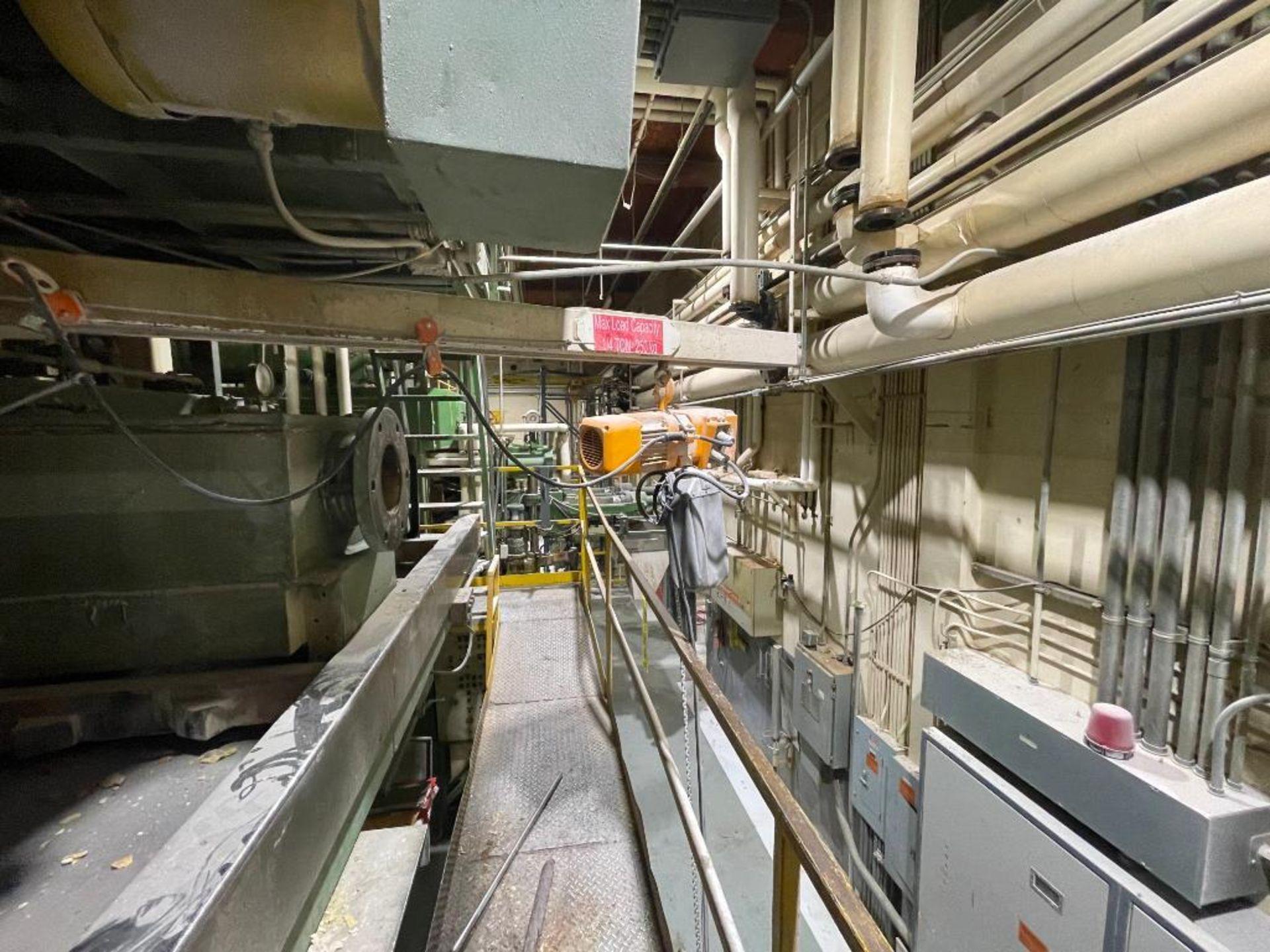 Harrington .25 ton chain hoist - Image 3 of 7