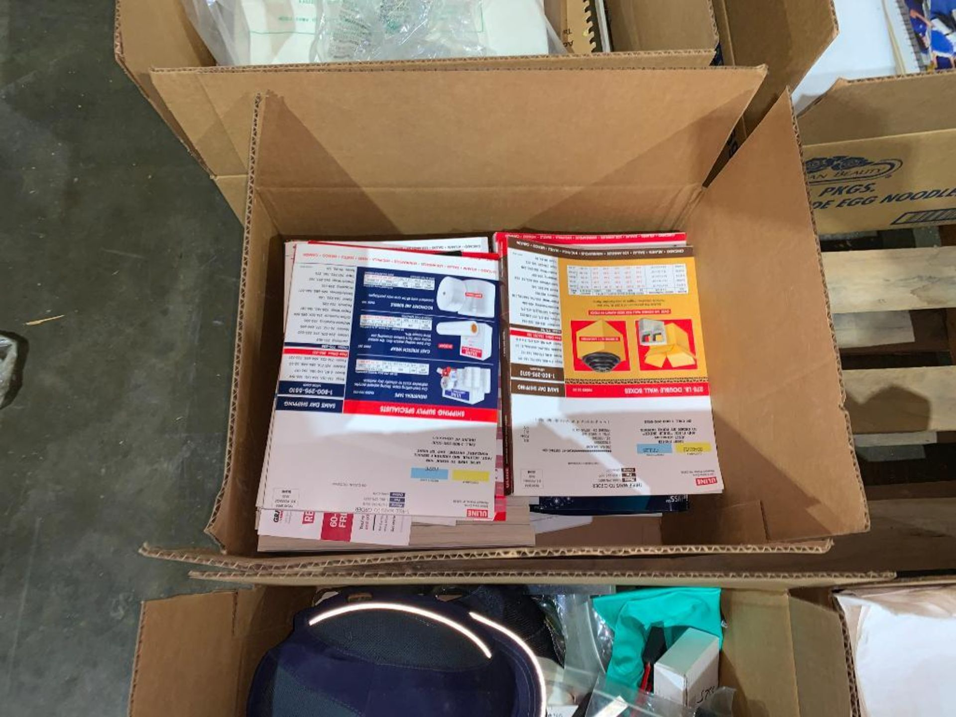 safety equipment, absorbent pads, and manuals - Image 5 of 6