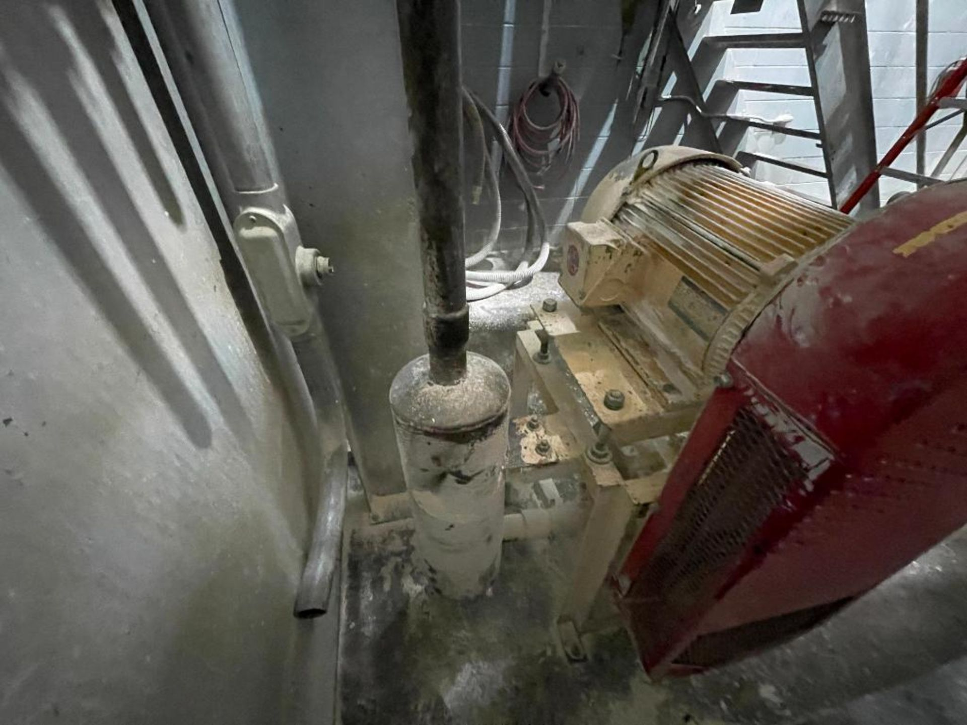Gardner Denver Duroflow rotary positive blower - Image 11 of 14