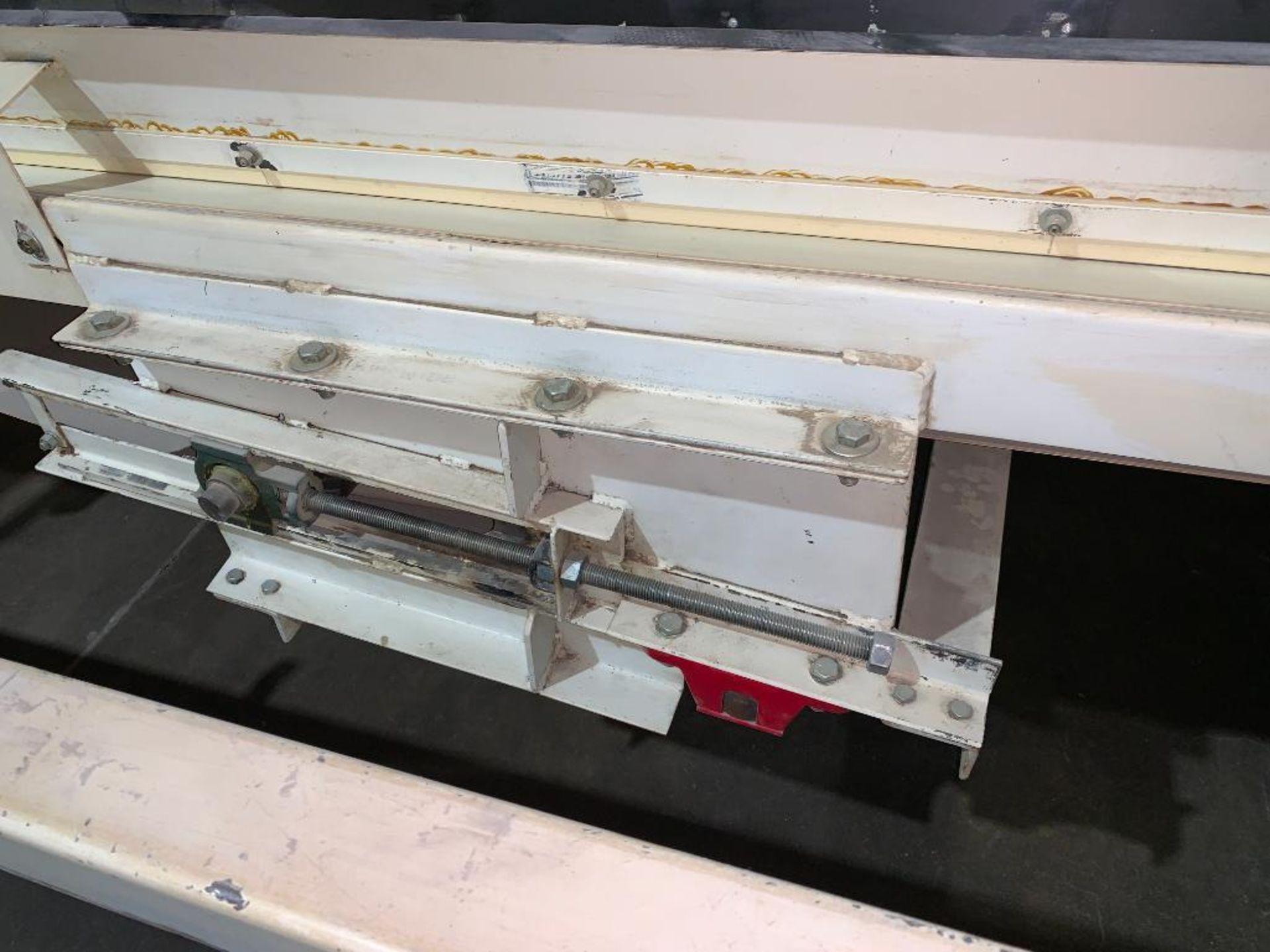 mild steel horizontal conveyor - Image 7 of 15